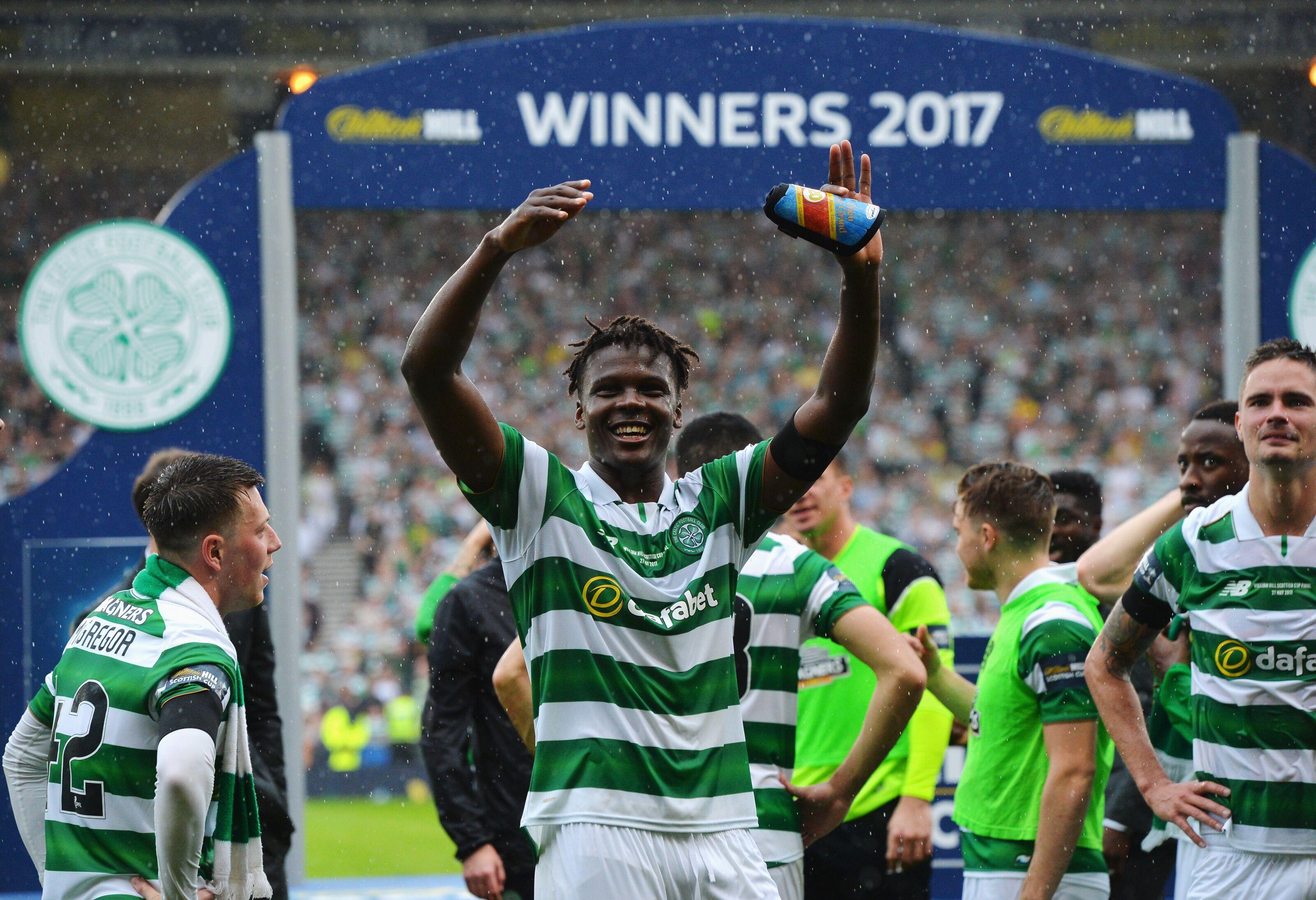 Dedryck Boyata addresses strike rumours before leaving Celtic