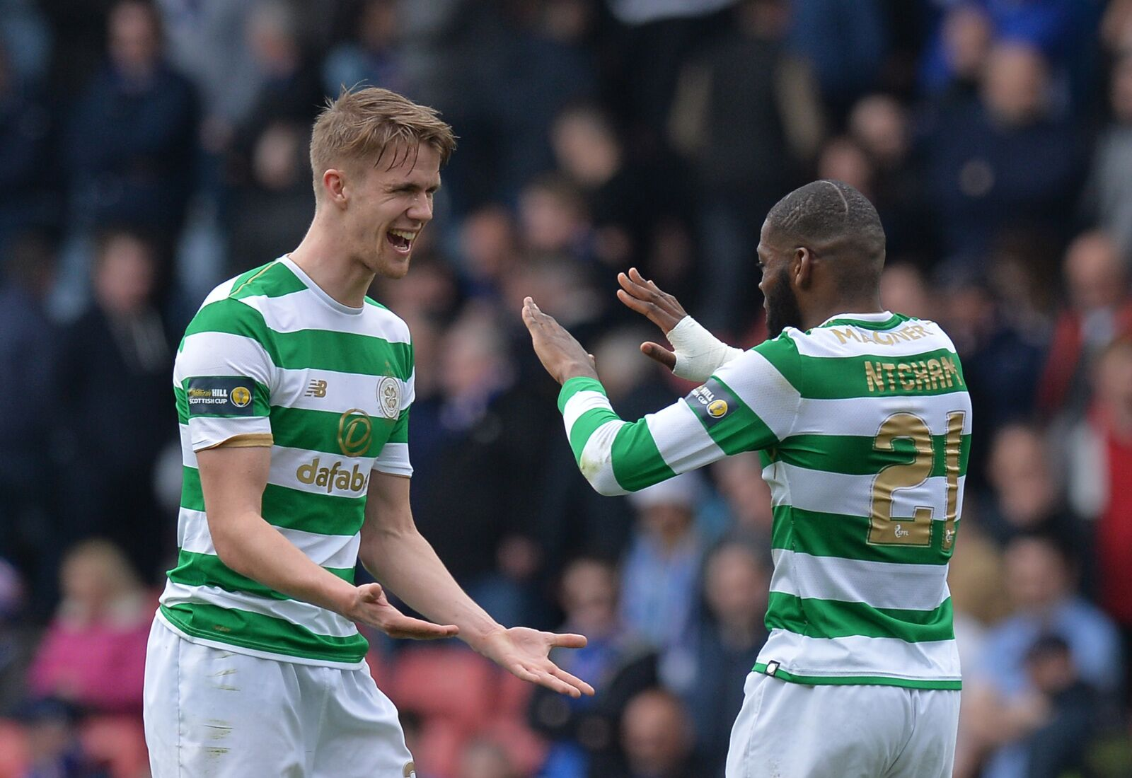 Celtic set to offer Kris Ajer huge new long-term contract