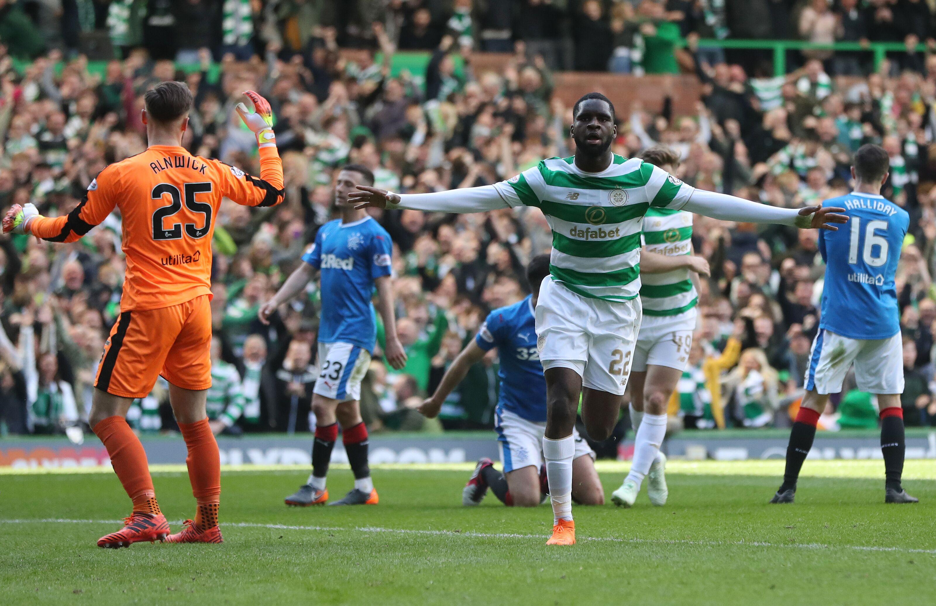 Celtic's Edouard Responds to Transfer Rumours