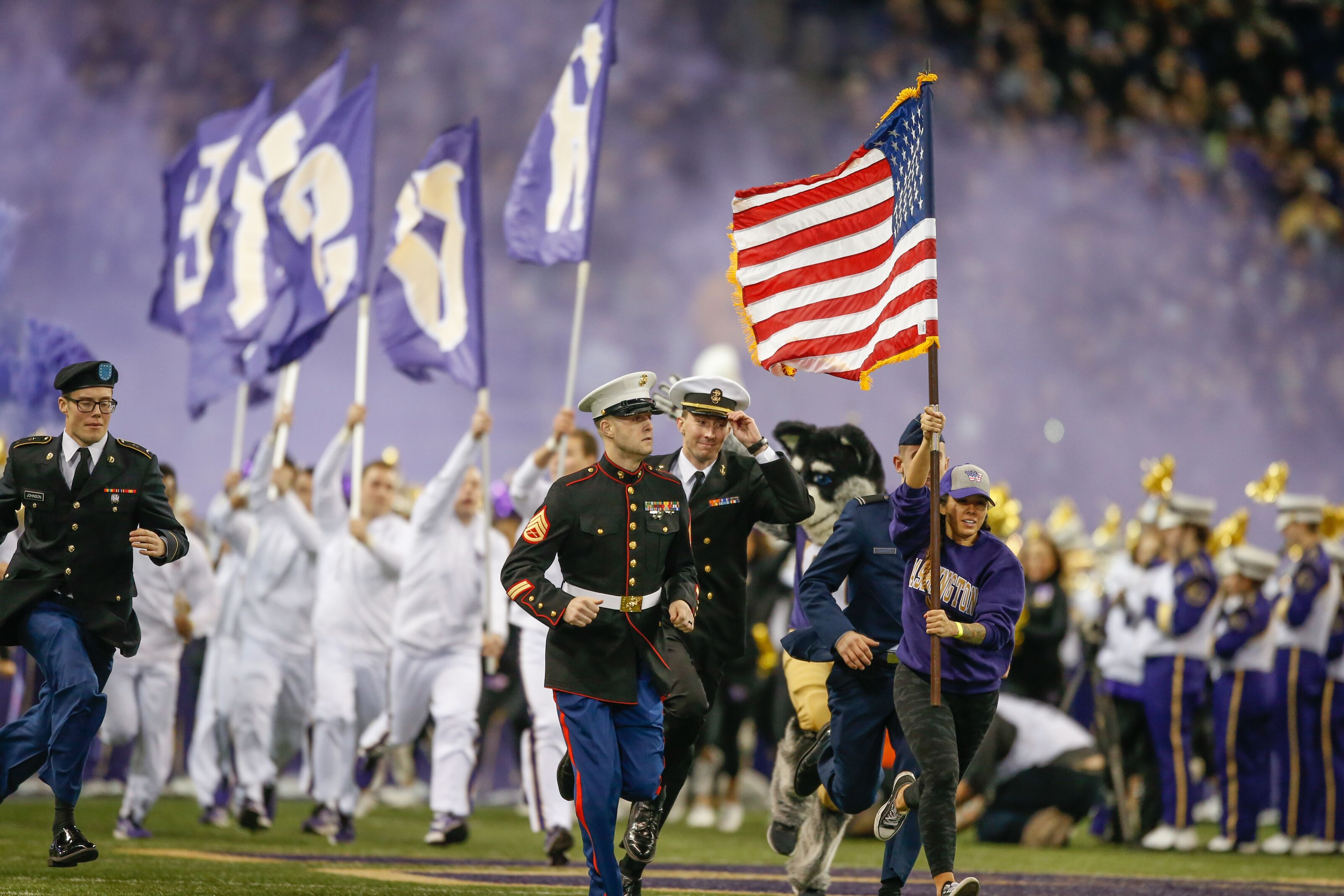 Where does Washington football sit in our Pac-12 power rankings?