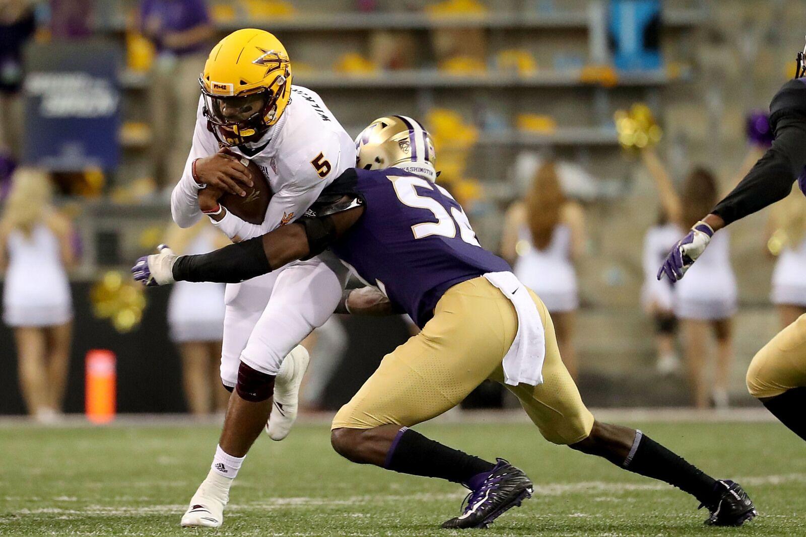 Washington football: linebackers preview