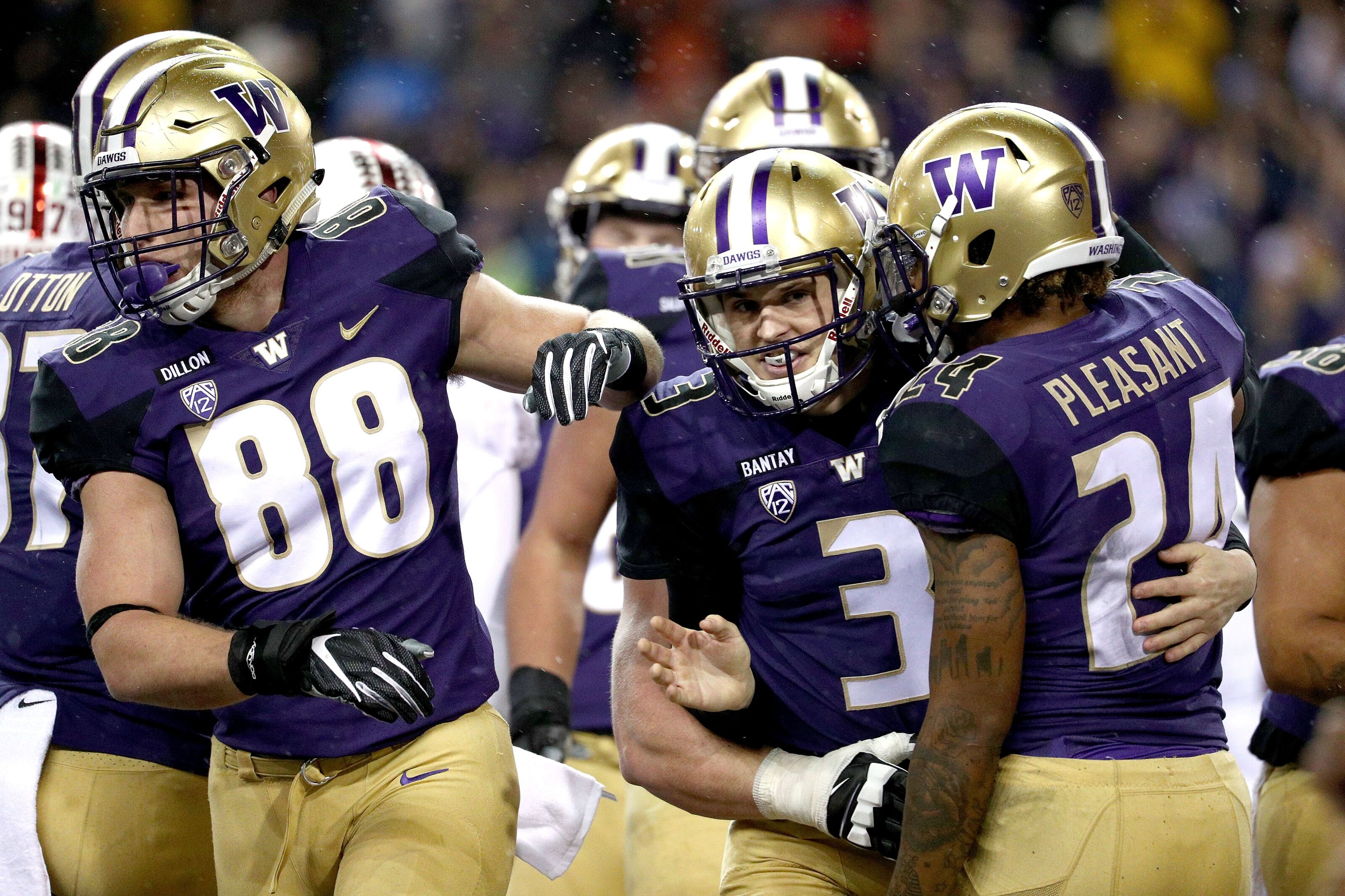 Washington football- changing the offense