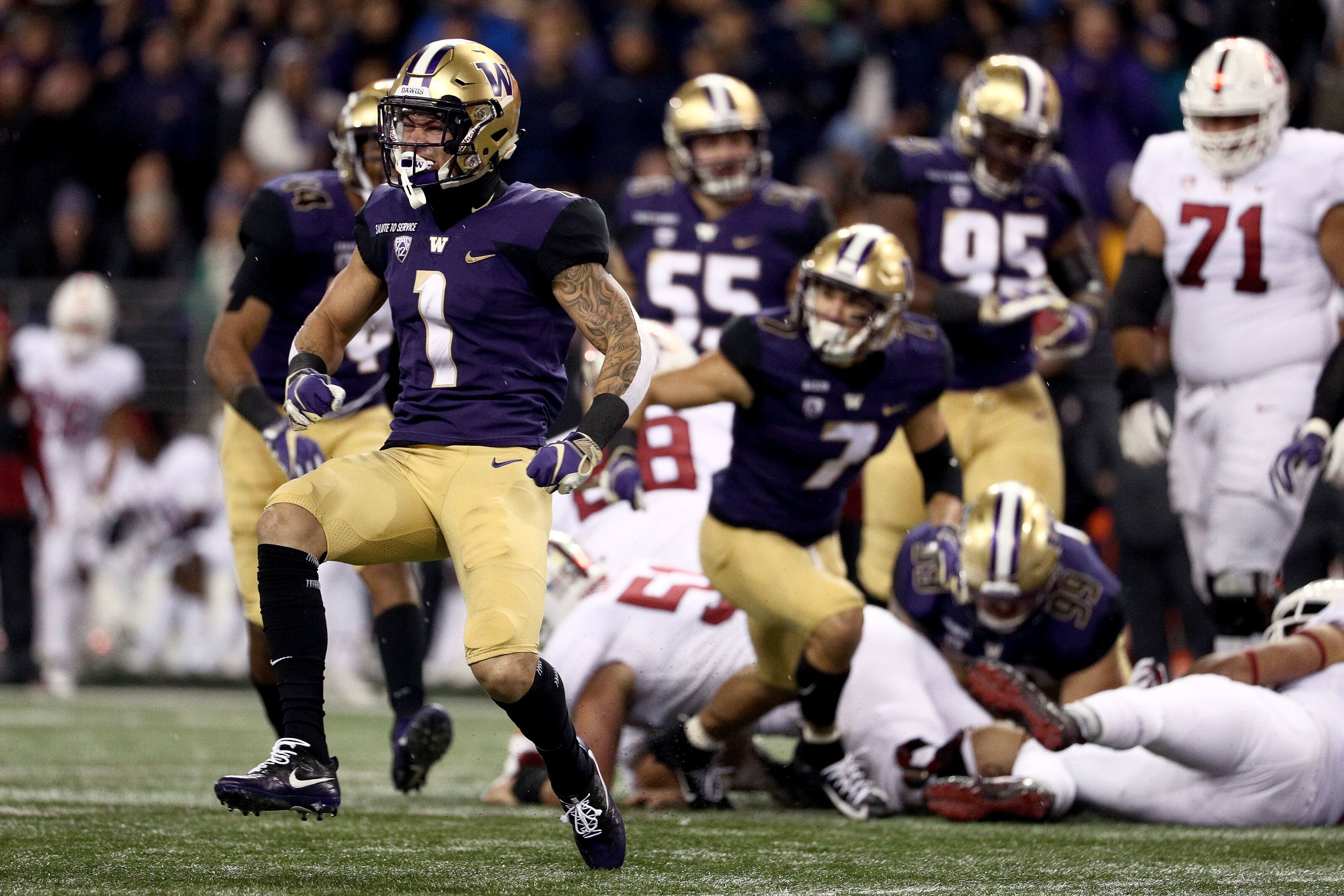 Which Washington football true freshmen will play this fall?