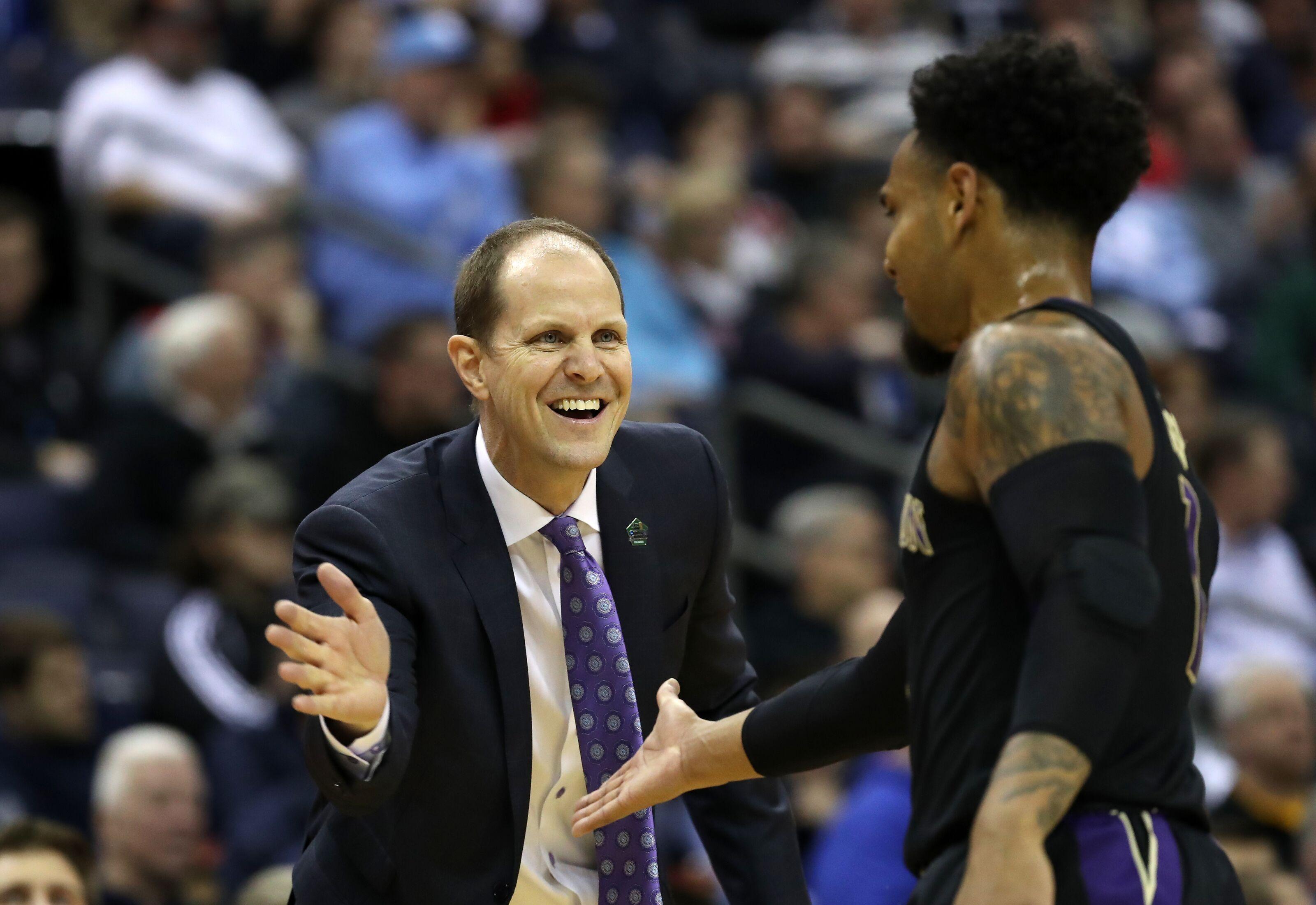 Washington Basketball announces 2019-20 schedule