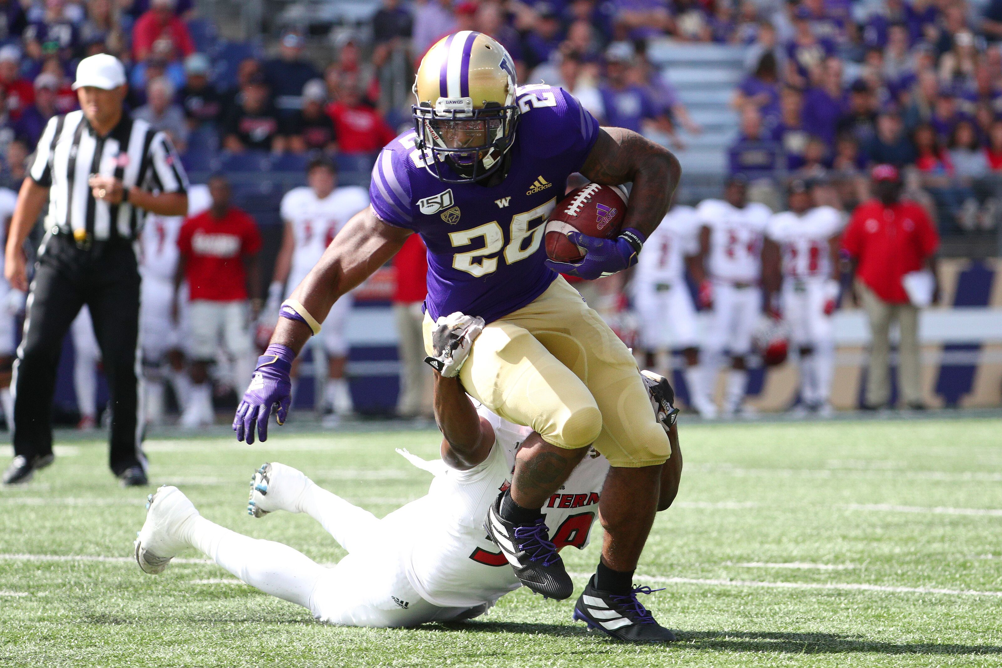 Washington Football rebounds in a big way against Arizona