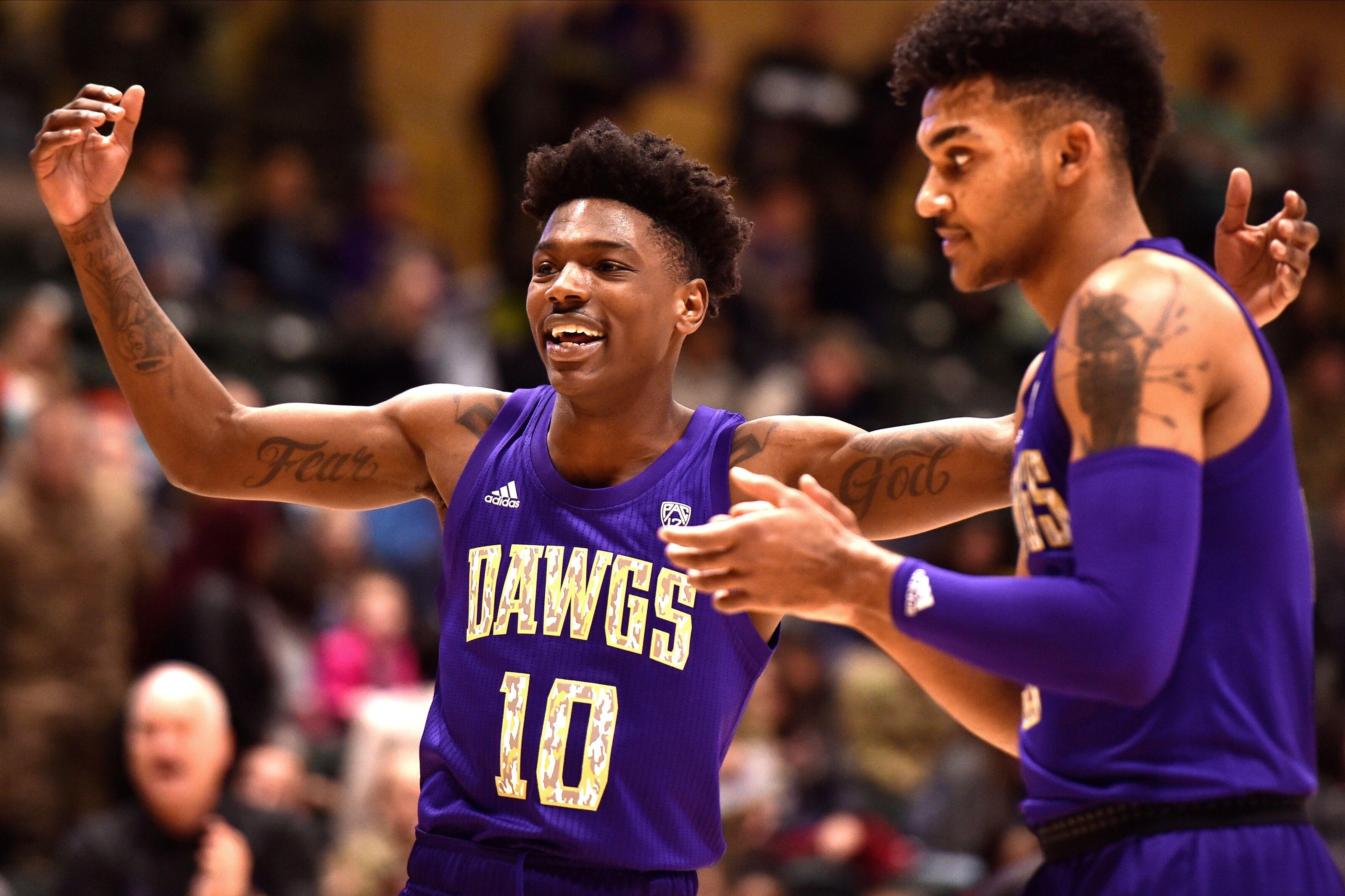 Washington basketball ends losing streak against Oregon State