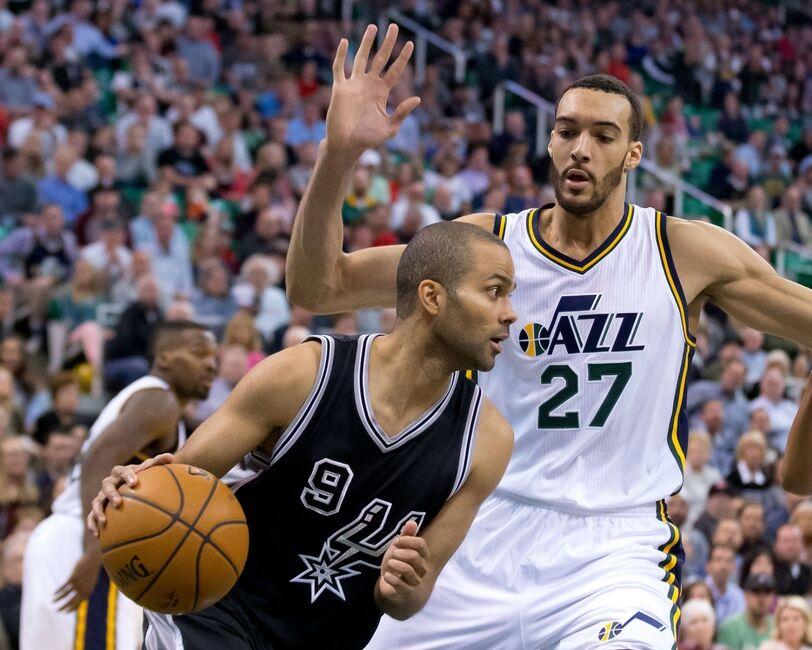 Utah Jazz  Gobert d5607df22