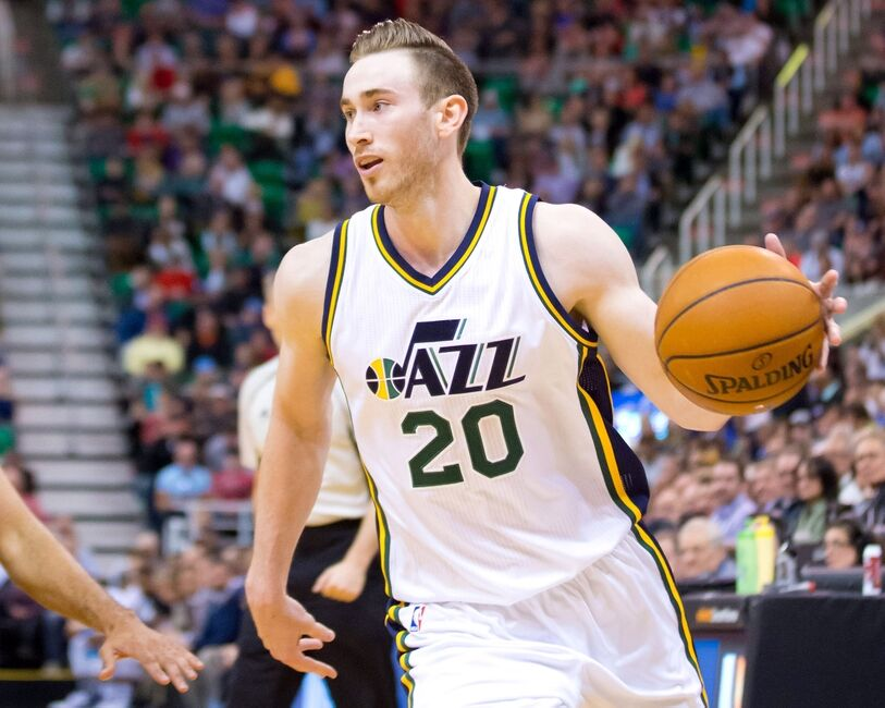 Utah Jazz 2015-16 Review: Gordon Hayward