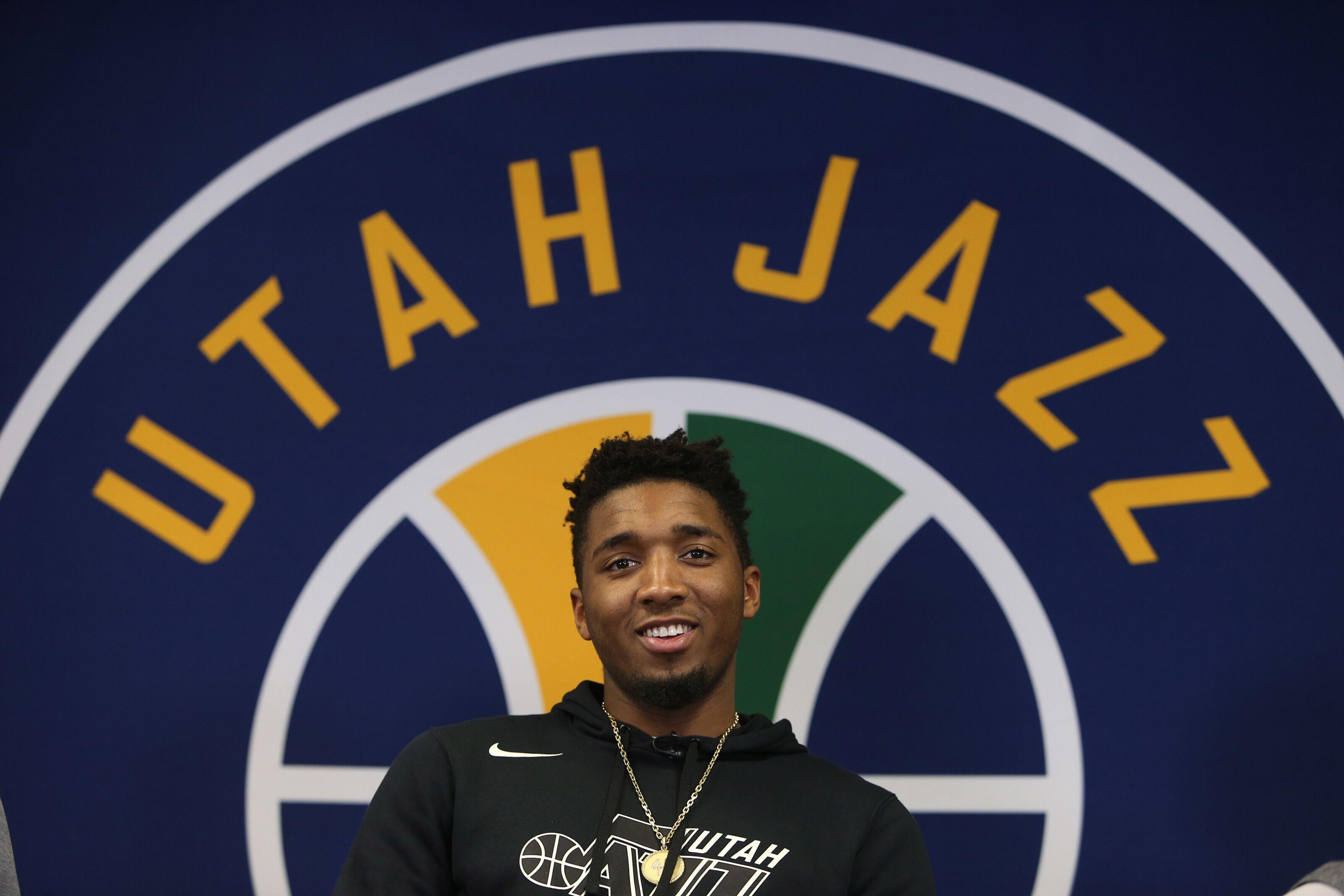 Surprise, surprise – Utah Jazz exercise team option on Donovan Mitchell