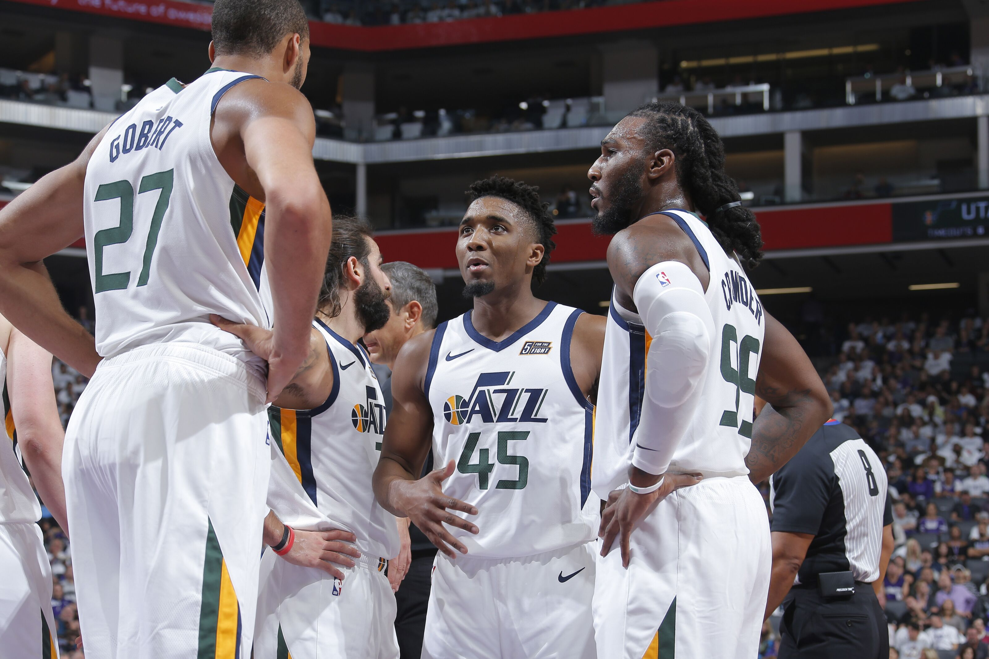 Utah Jazz players absent from first return of fan All-Star voting ce9a55e57