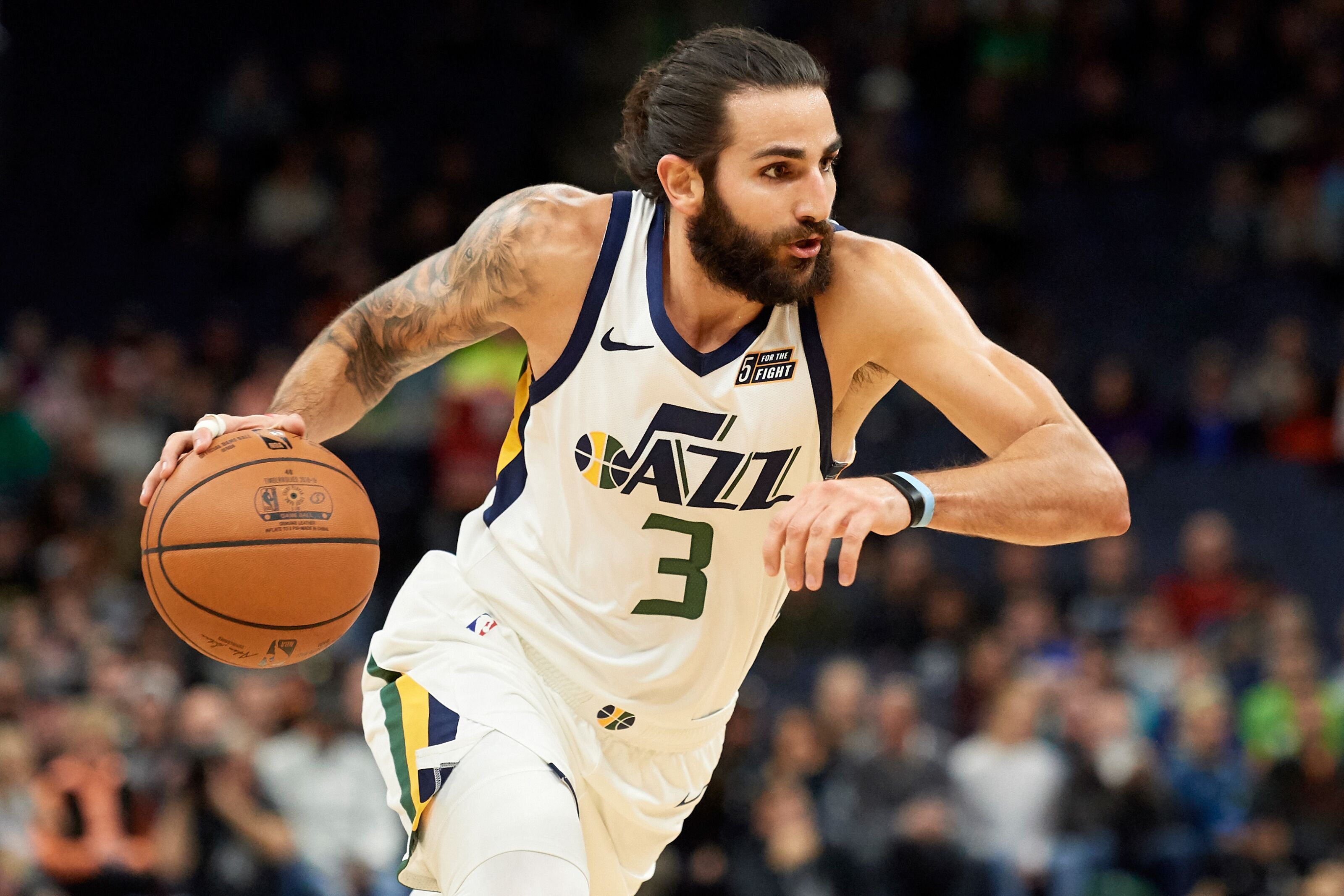 Utah Jazz: Rubio playing like early season last year, and ...  Utah Jazz: Rubi...