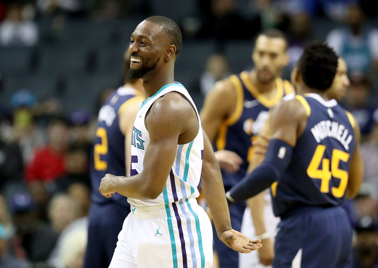 official photos 66e6c 69a67 Utah Jazz should go after Kemba Walker with everything they ve got