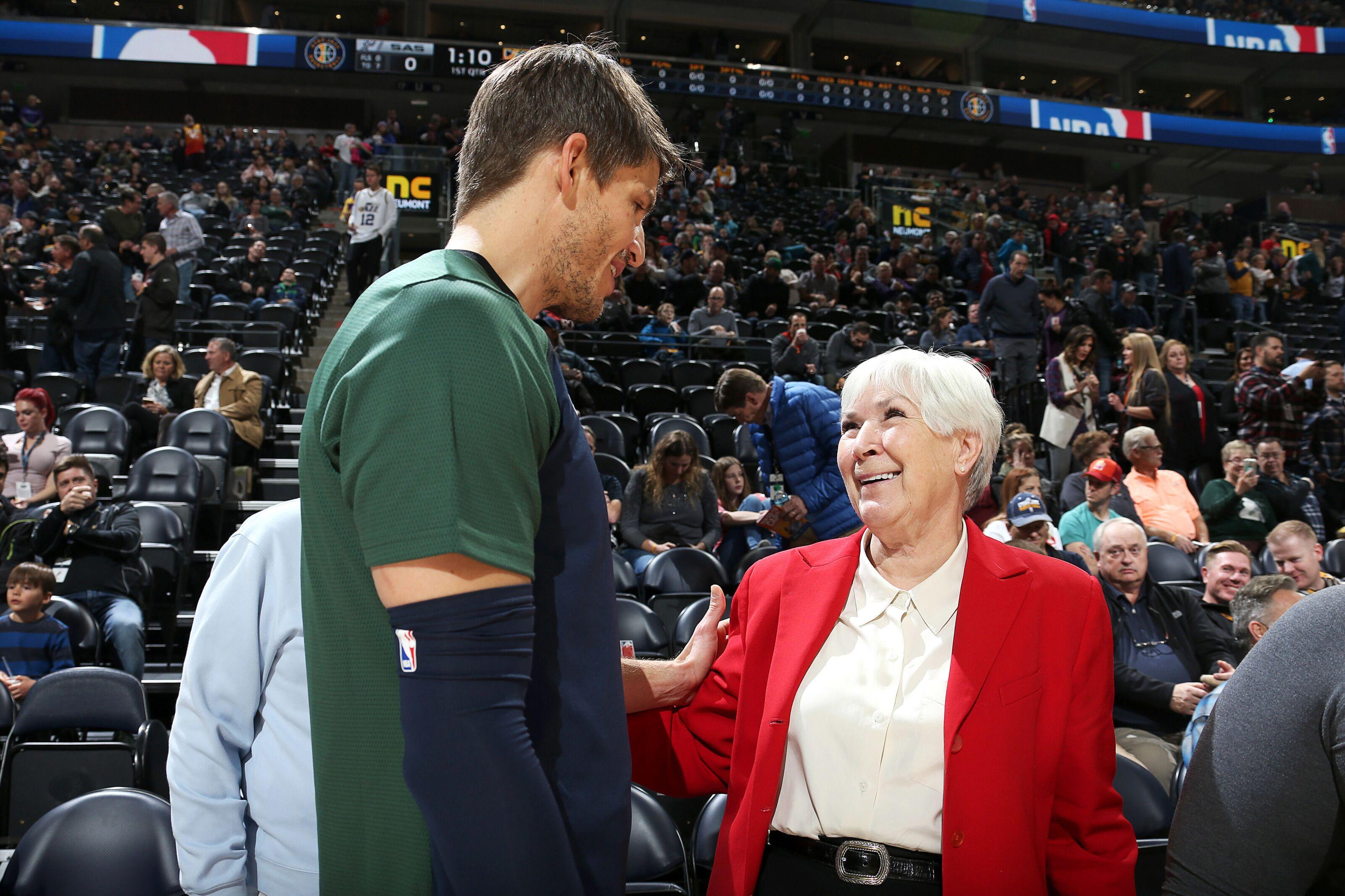 Utah Jazz: Gail Miller to receive Horizon Award from Congress