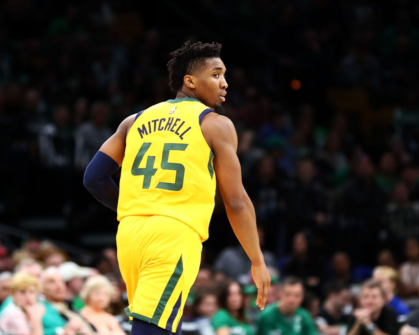 separation shoes 40b42 49fb4 Utah Jazz: Donovan Mitchell to play Wednesday vs. Nets