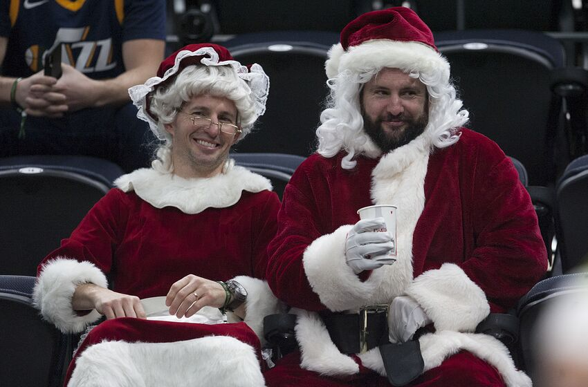 Utah Jazz should be featured on Christmas Day instead of Pelicans