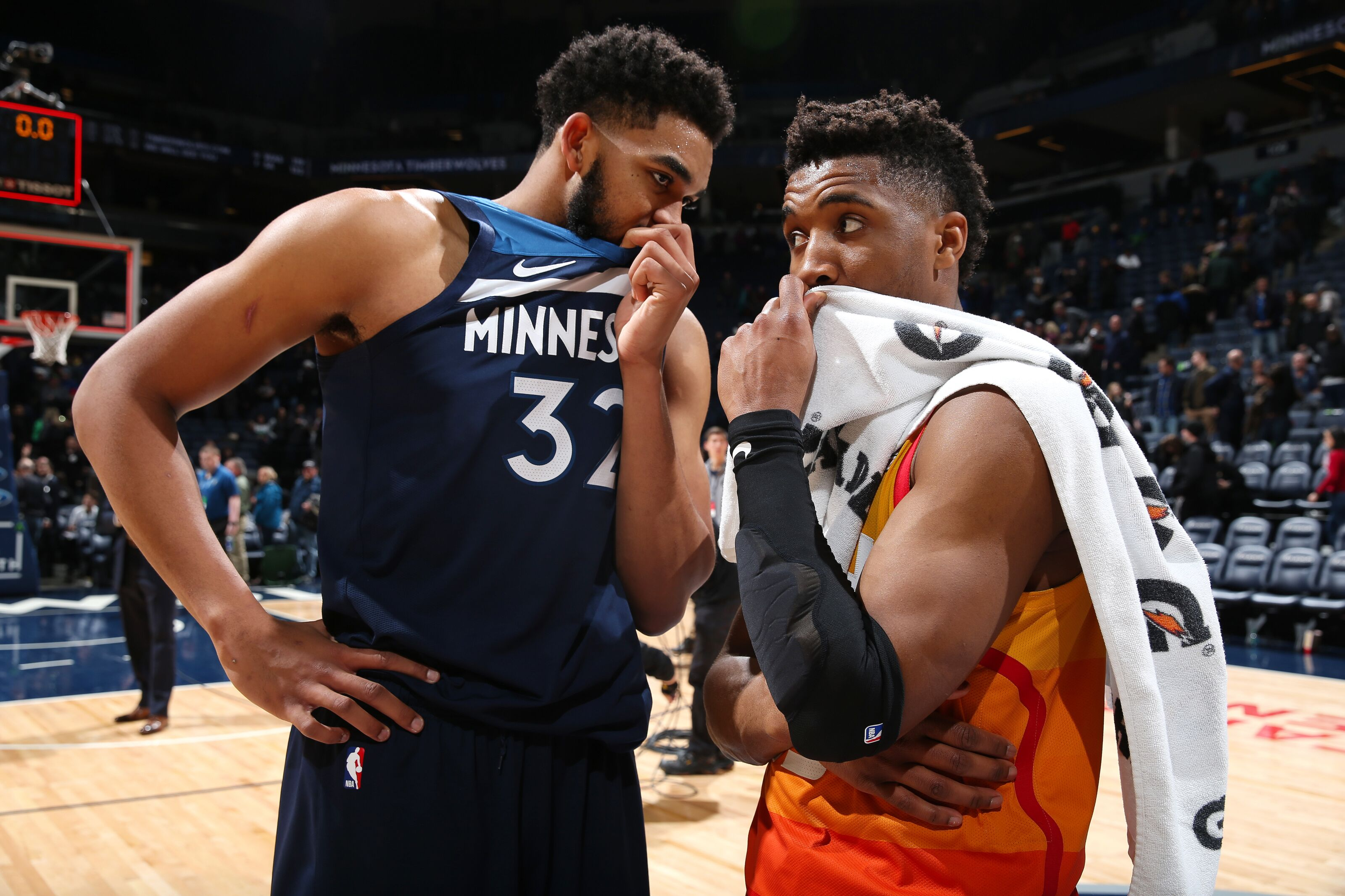e775a38b6ab Utah Jazz: Maybe I'm crazy, but second Wolves win feels like a statement