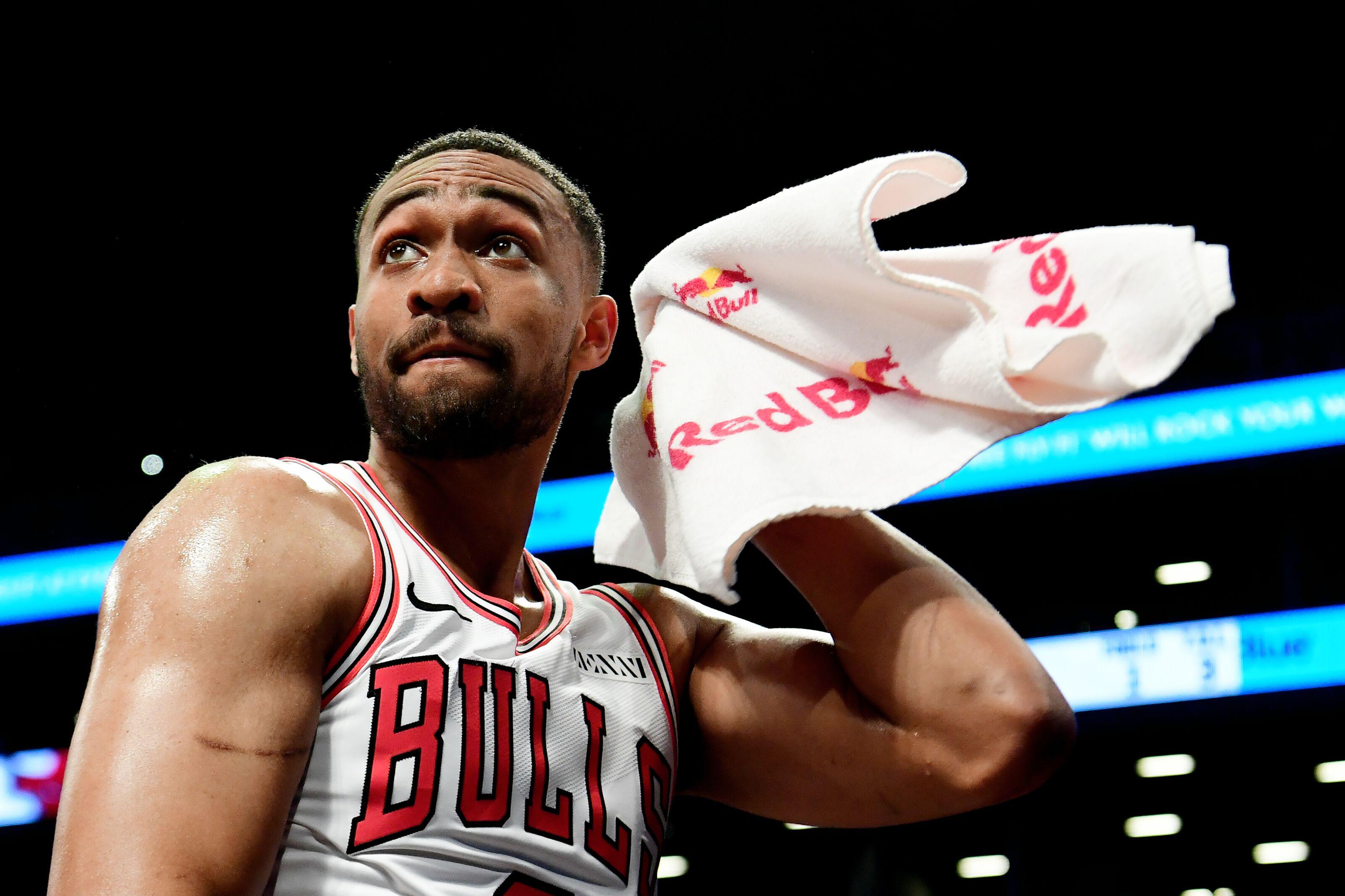 4cbcadab9c87 NBA trade rumors  Another report links Jabari Parker to the Utah Jazz