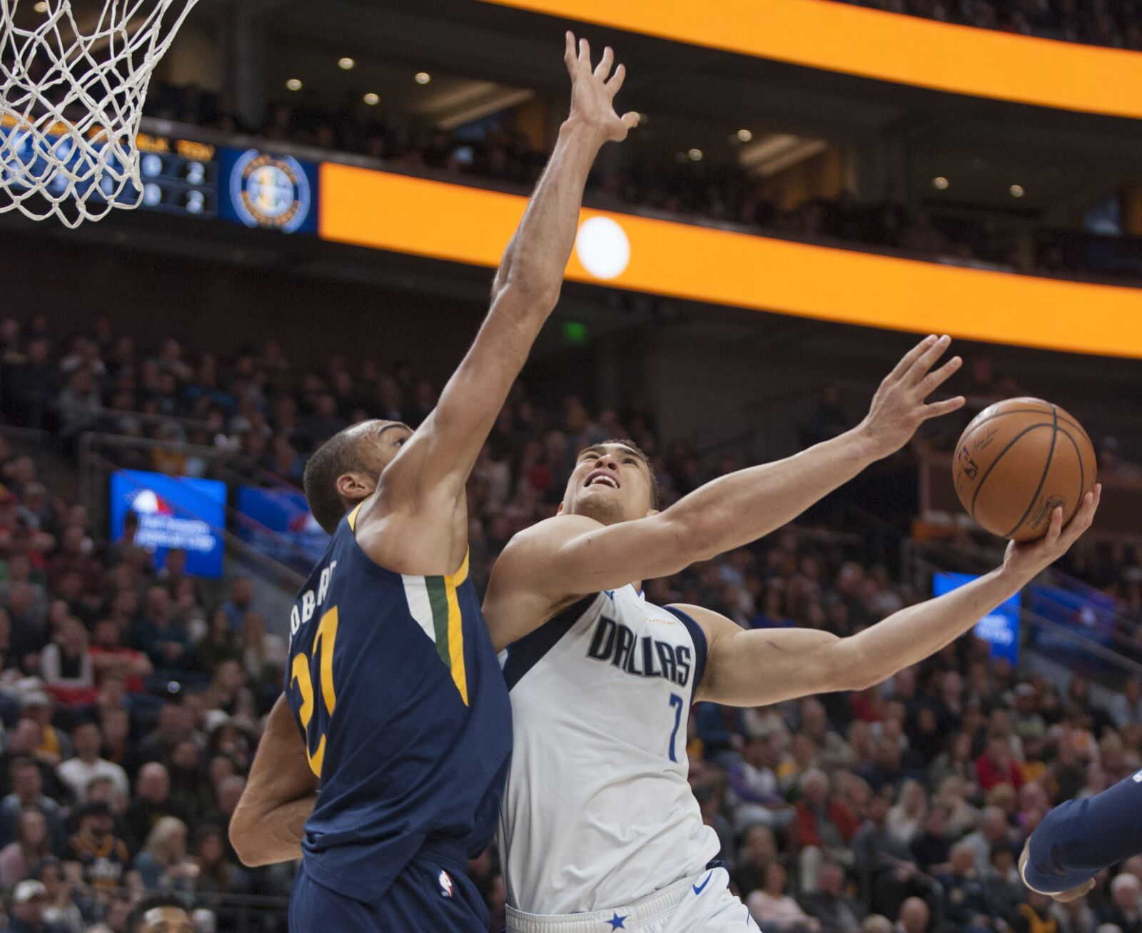 Utah Jazz: Rudy Gobert earns All-Defensive First Team, but eyes a bigger prize