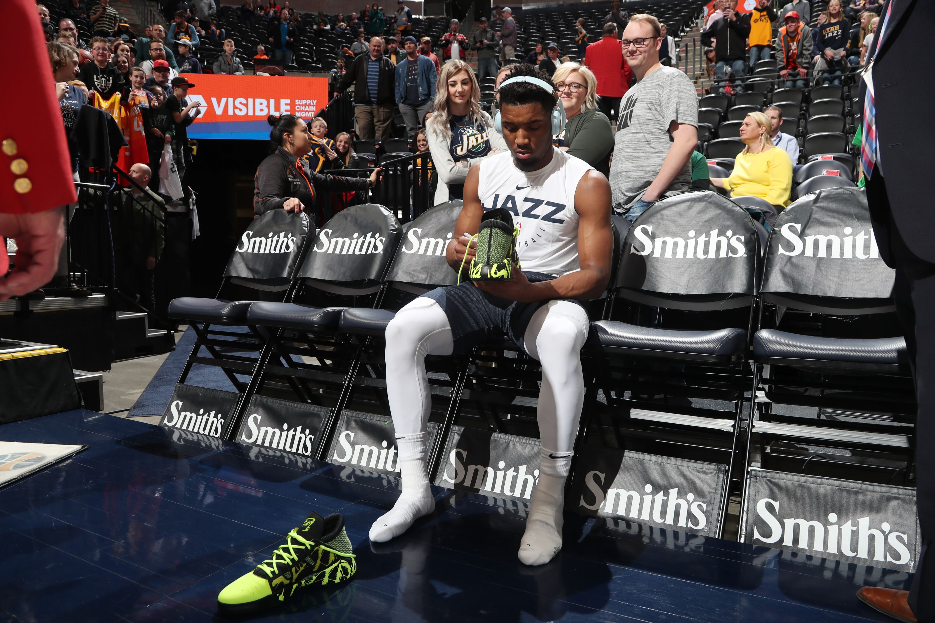 080368582c6 Utah Jazz  Donovan Mitchell wins Player of the Week