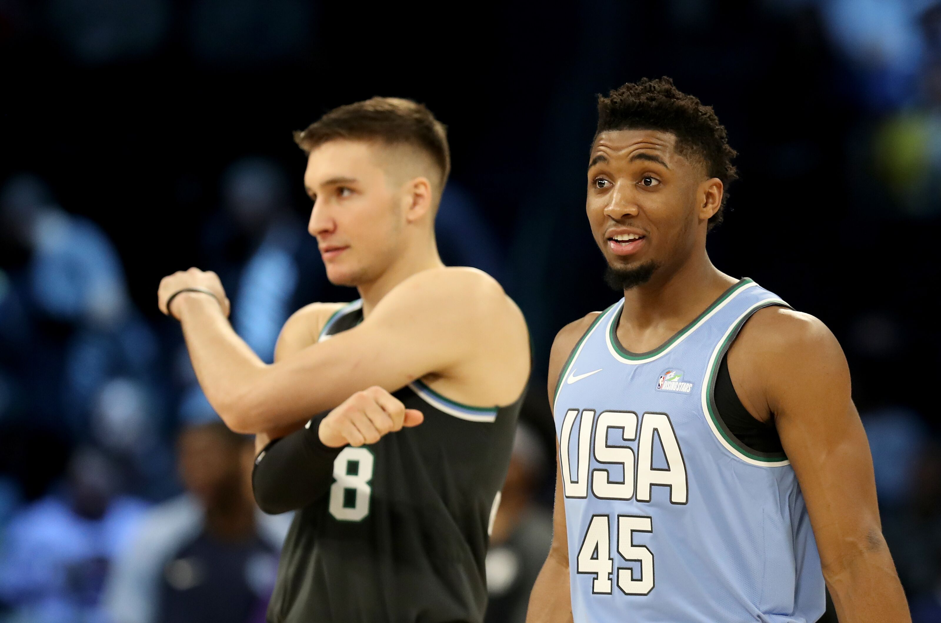 Utah Jazz: Is Donovan Mitchell a lock for Team USA, FIBA World Cup?