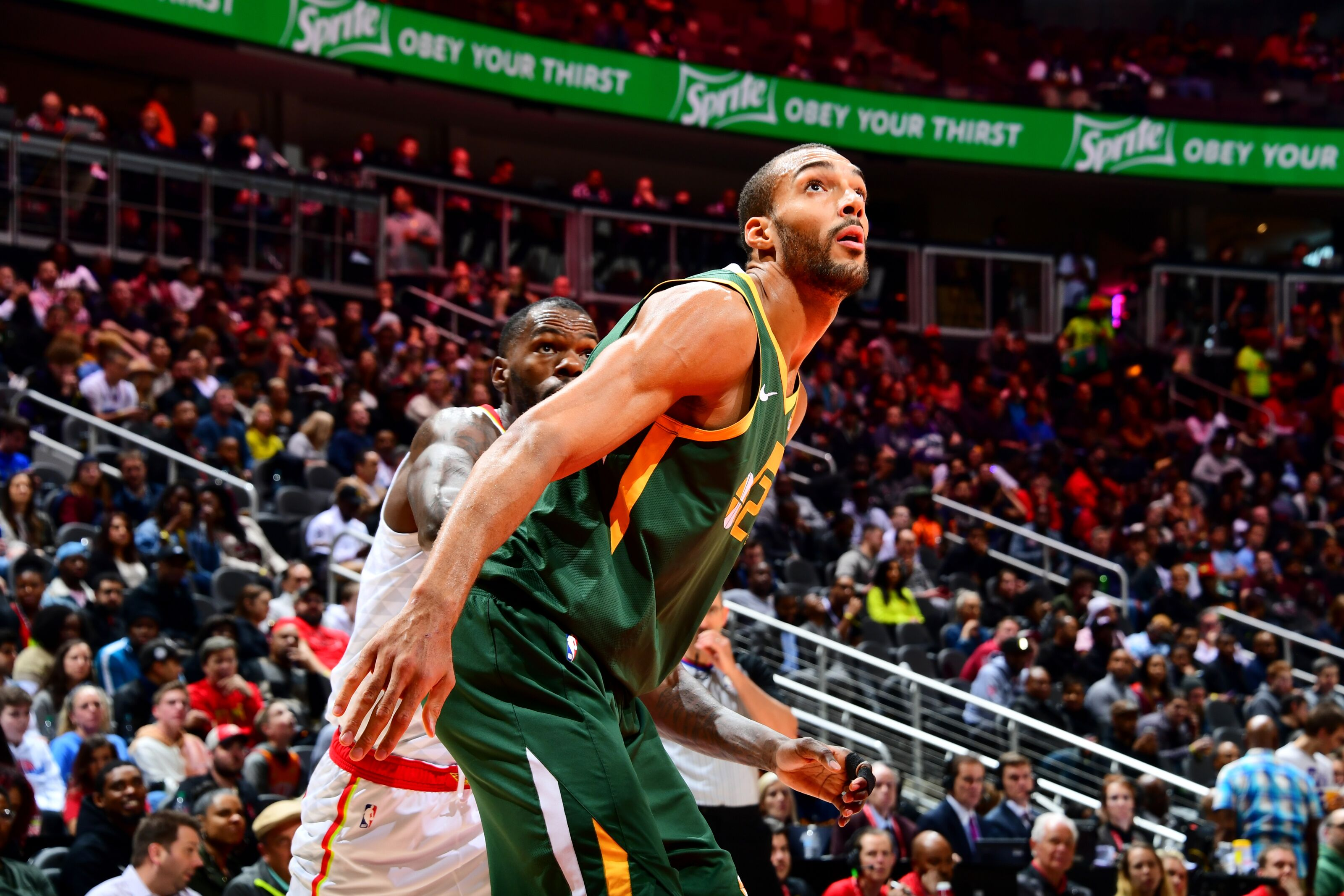 71f5988f511 Utah Jazz  Rudy Gobert could be a long shot for All-NBA honors