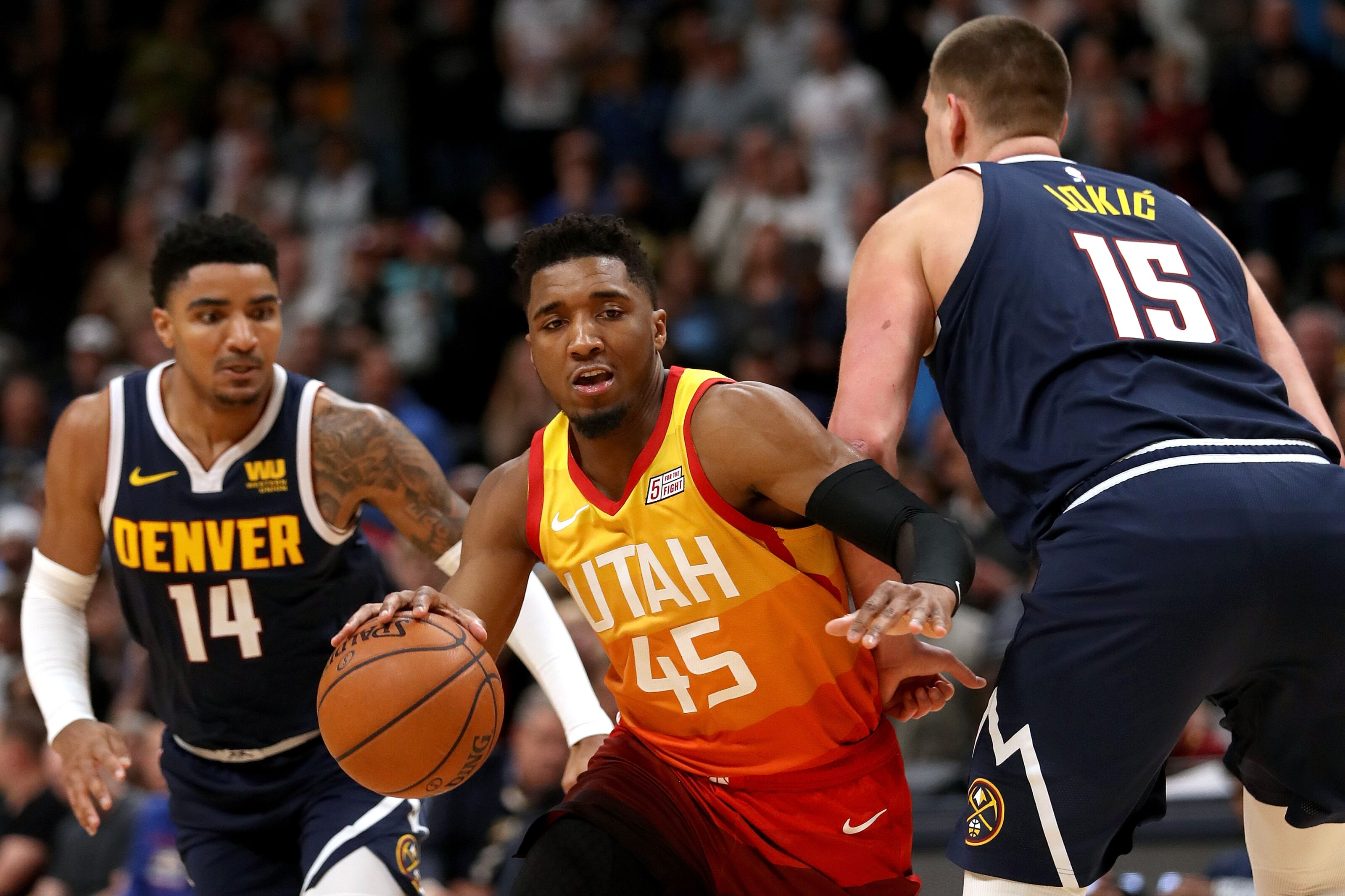 Now's the time for the Utah Jazz to put up or shut up in the West
