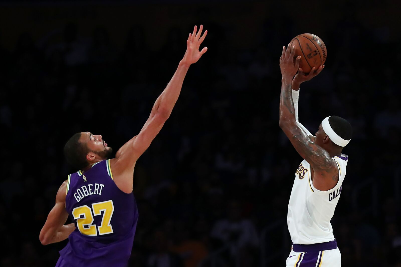 Utah Jazz Fans: Cut the complaints; appreciate Rudy Gobert for the game-altering talent he is