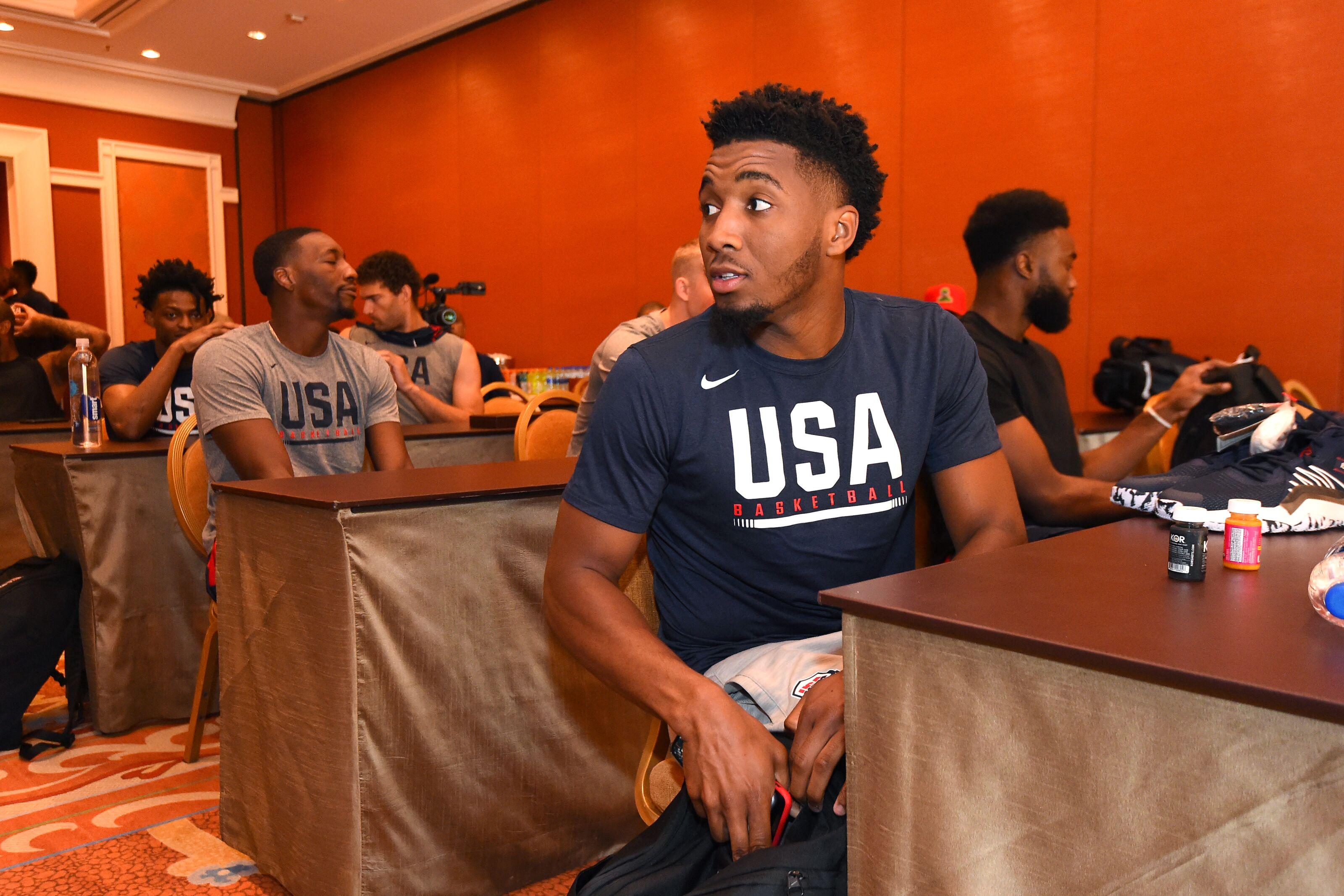 Utah Jazz: Donovan Mitchell, USA Basketball World Cup roster update