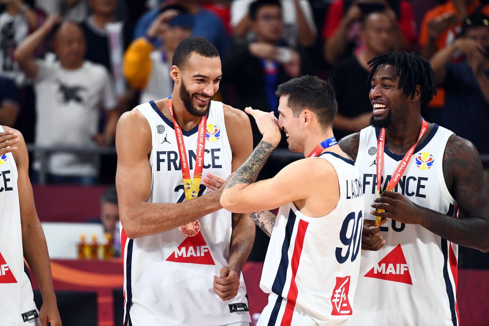Utah Jazz: Rudy Gobert honored as the best baller in French hoops
