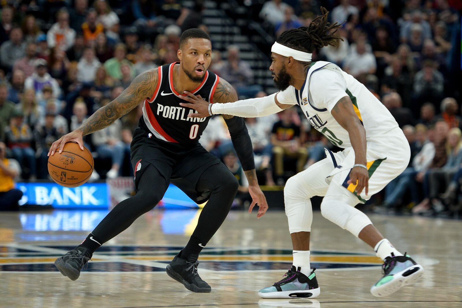Utah Jazz's defensive woes linger in preseason finale vs Blazers