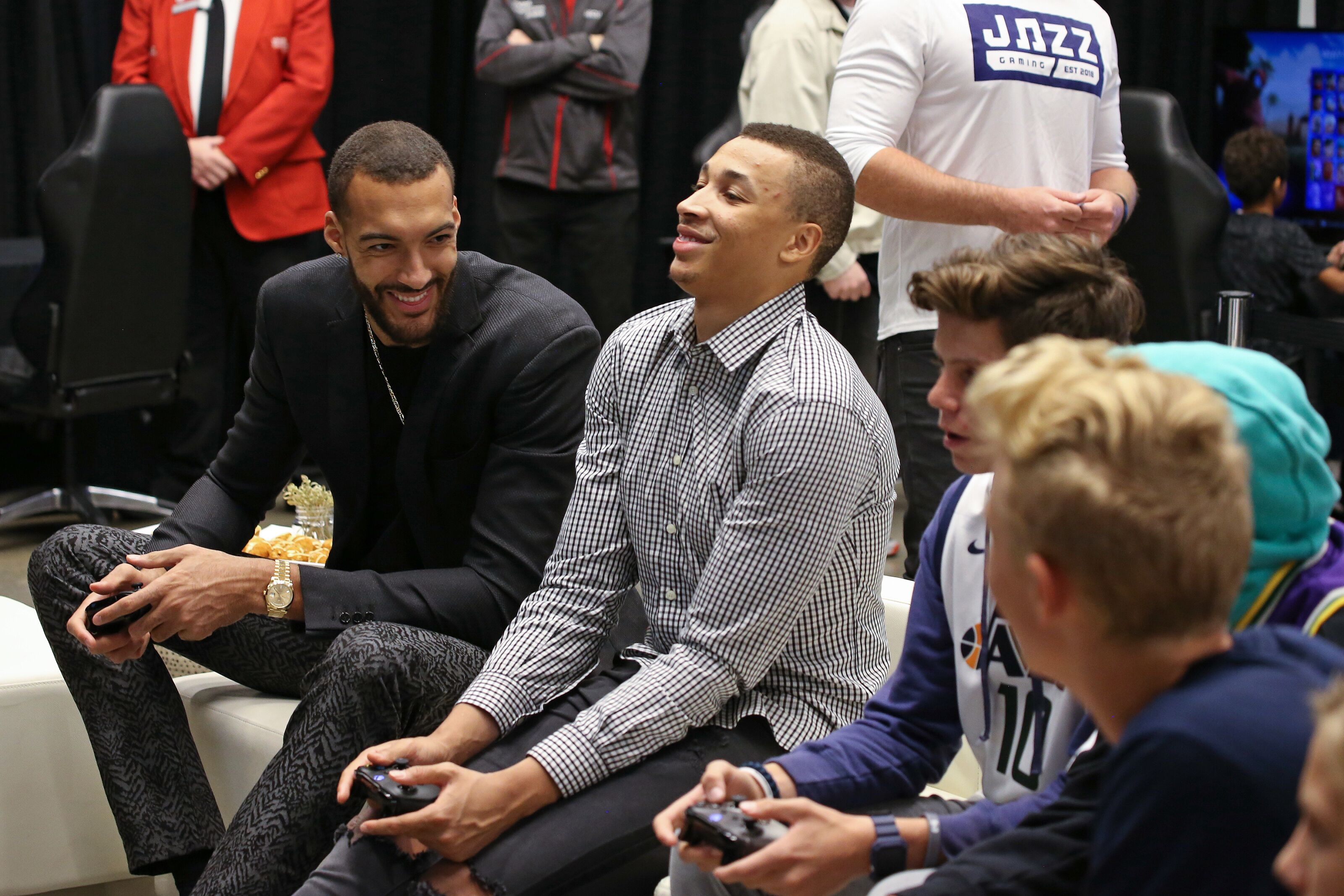 NBA 2K depicts an (almost) accurate picture of the Utah Jazz
