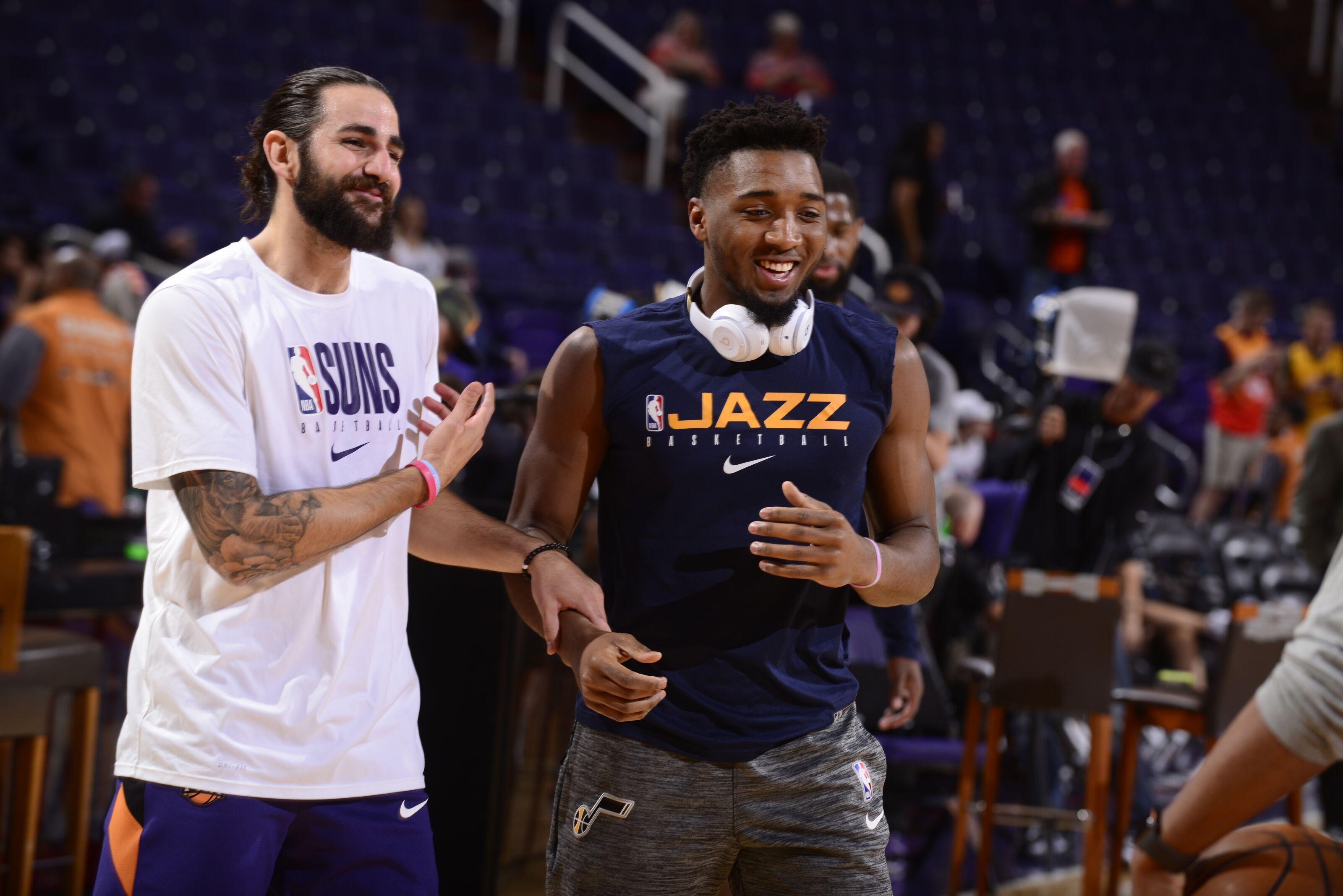 Should Utah Jazz fans be missing Ricky Rubio?