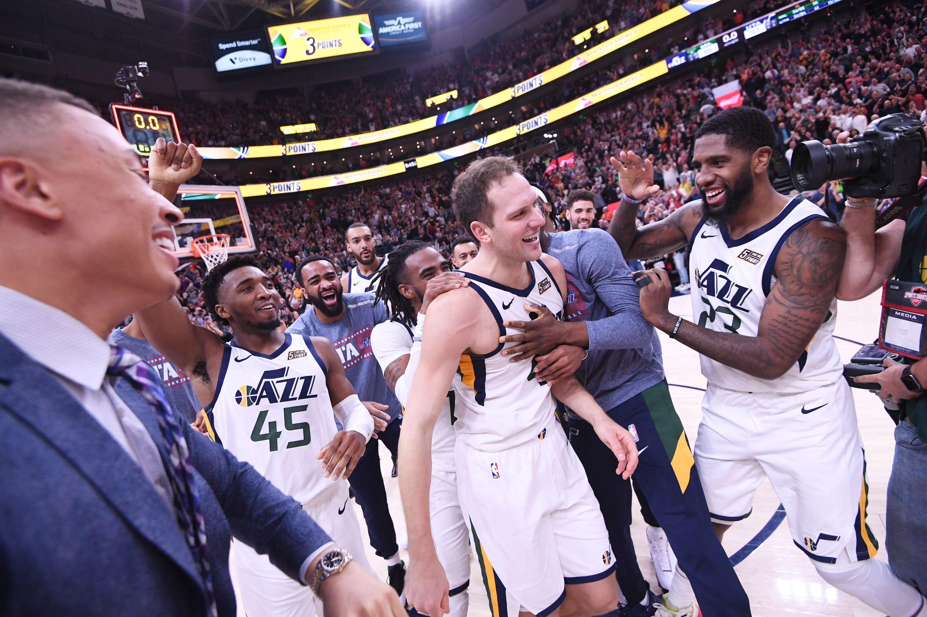 Utah Jazz prove they belong among league's elite with back-to-back statement wins
