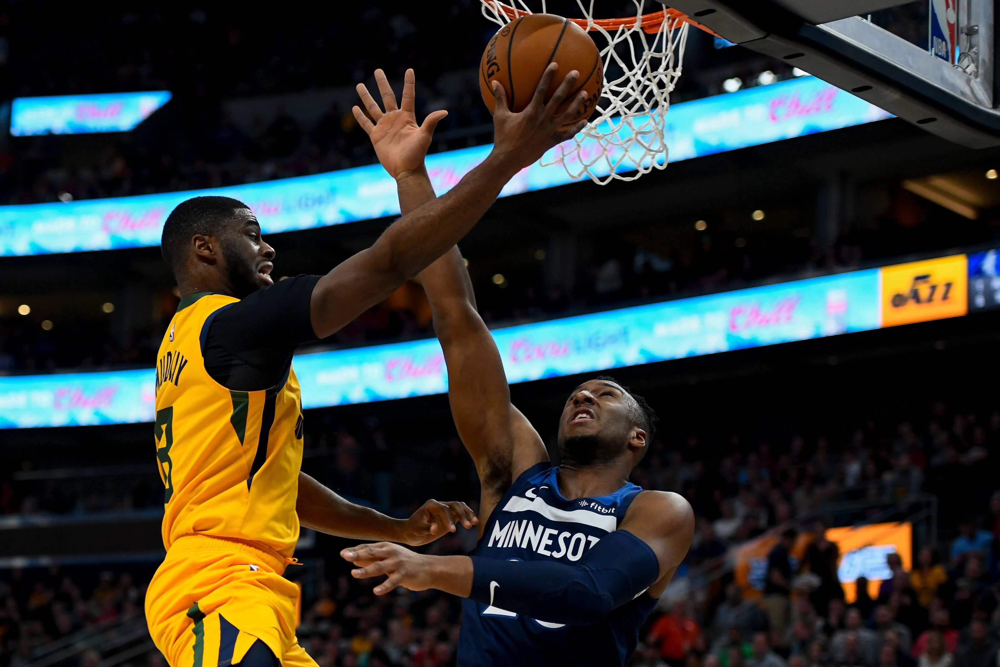 Utah Jazz get much-needed win but bench continues to be a problem