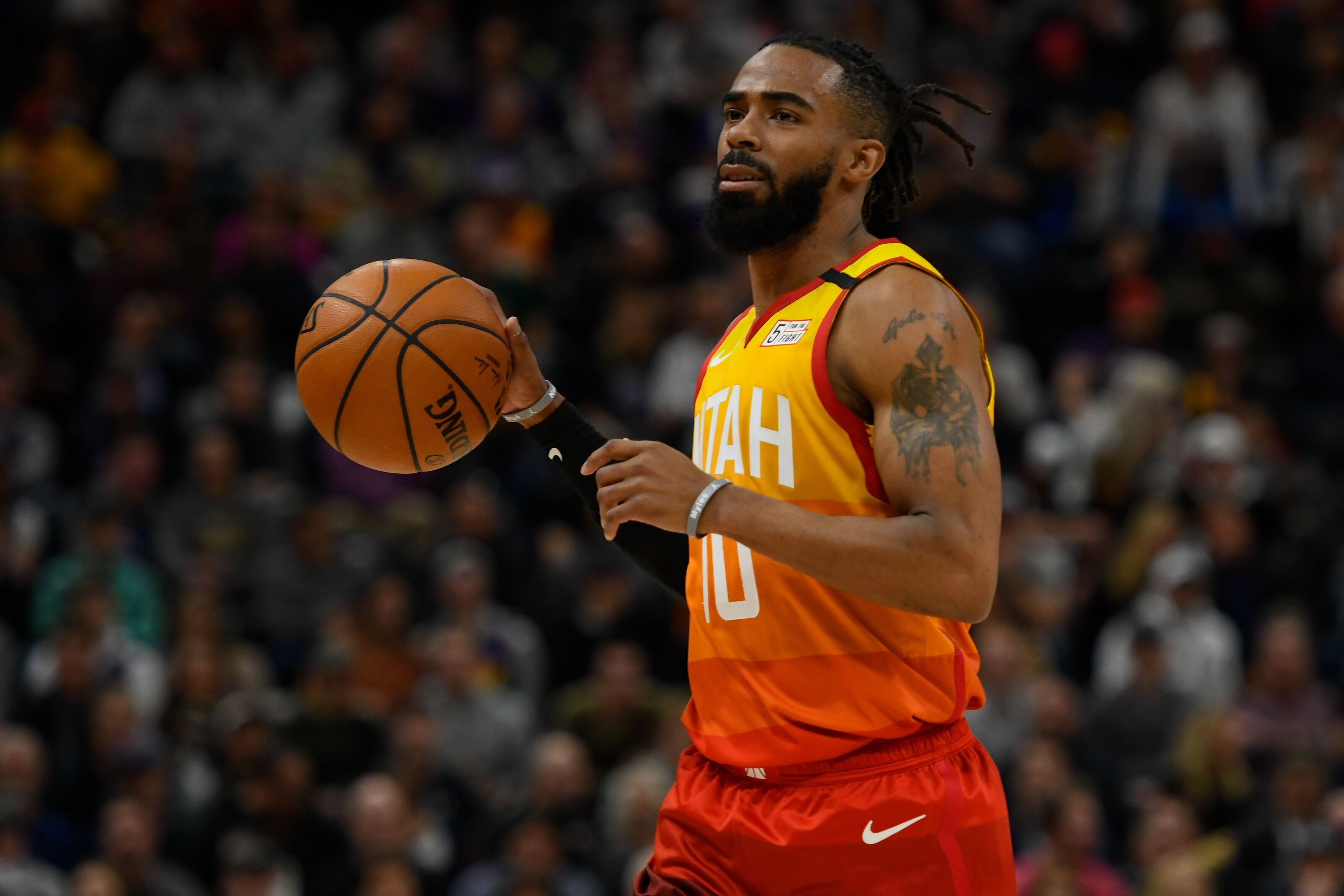Utah Jazz: Mike Conley's bright performance ideally a sign of things to come