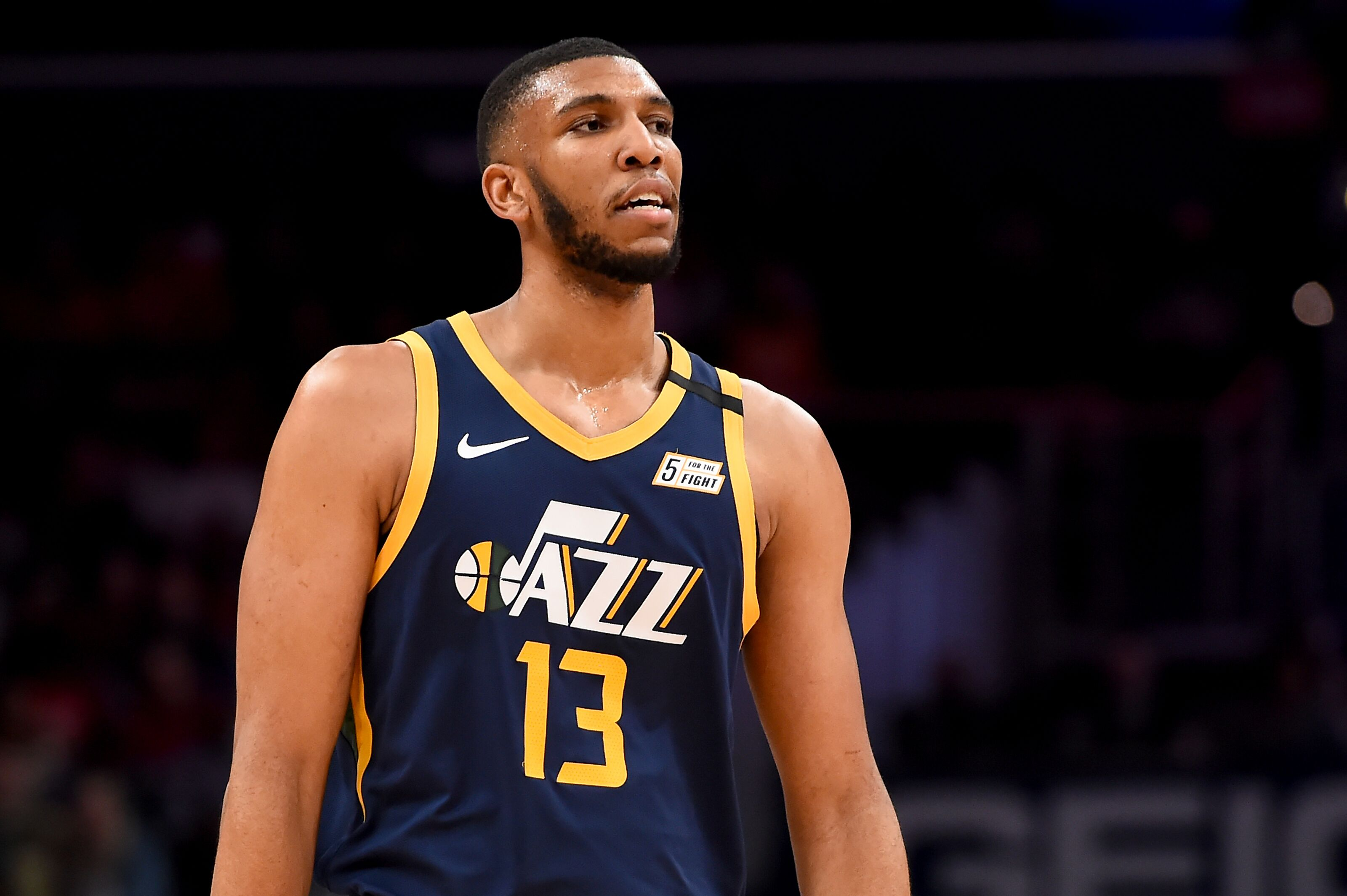 Utah Jazz need to make a move for a more reliable backup big