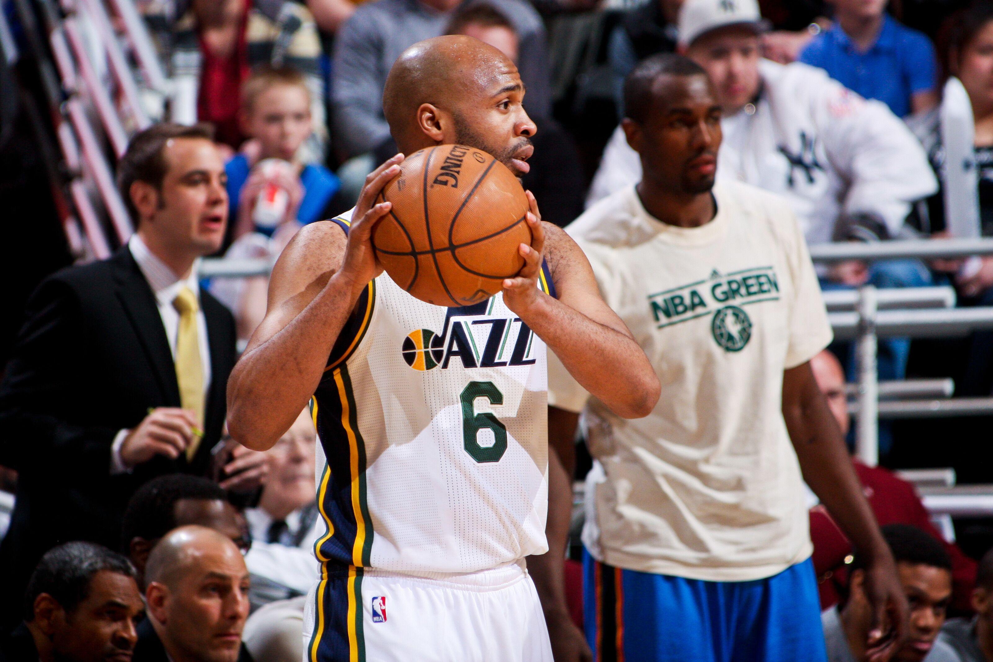 Utah Jazz: Niang, Mitrou-Long, Hornacek and Tinsley return to Iowa St.