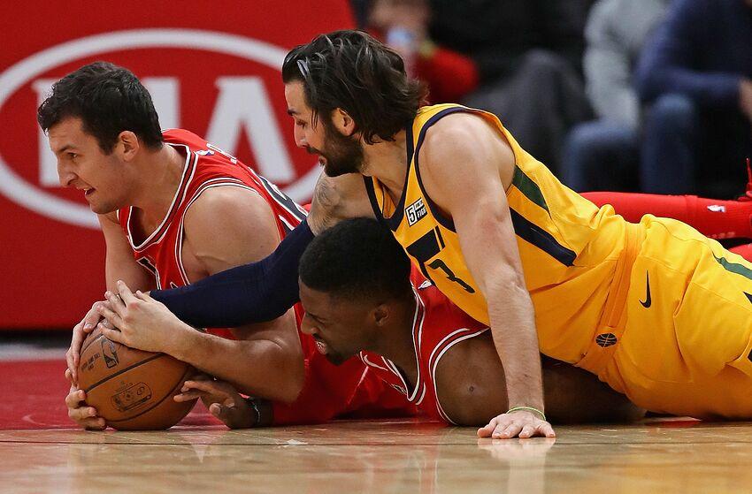 Utah Jazz trade rumors: Chicago Bulls eyeing Ricky Rubio