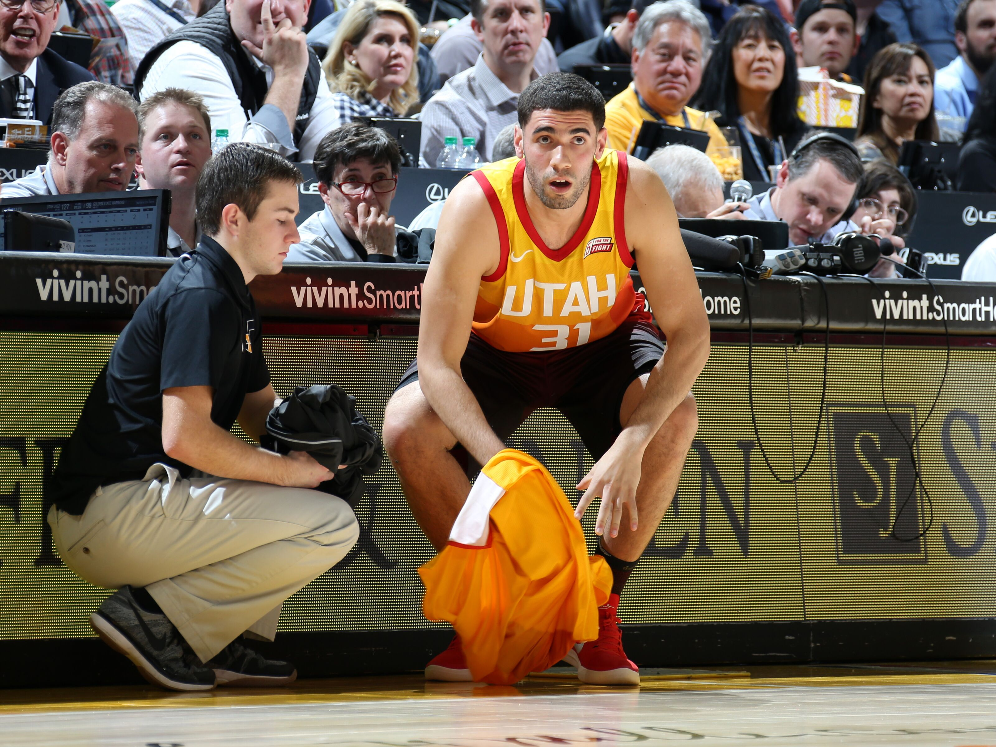 308a43bd38e Utah Jazz  Could Georges Niang become the next Royce O Neale
