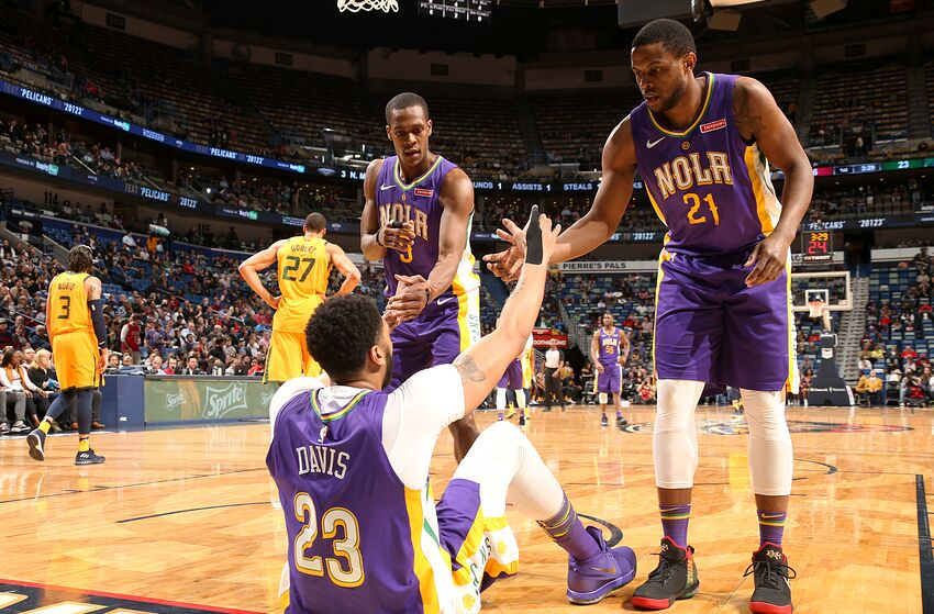 first rate ed302 e1661 Utah Jazz set to troll the Pelicans with their purple jerseys