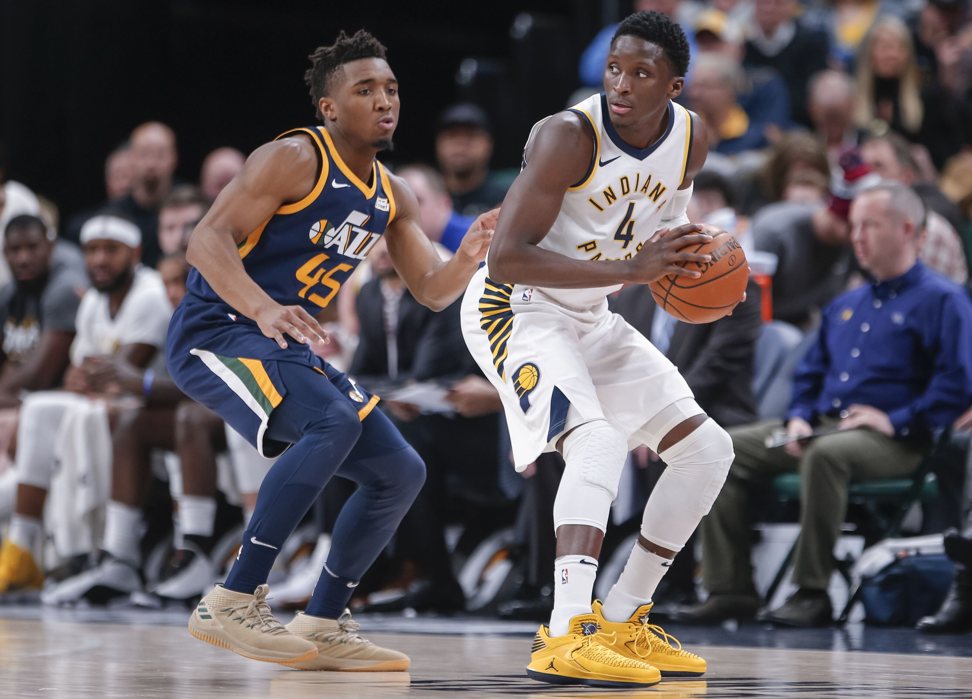 Utah Jazz: Examing the team's connection w/ the Indiana Pacers