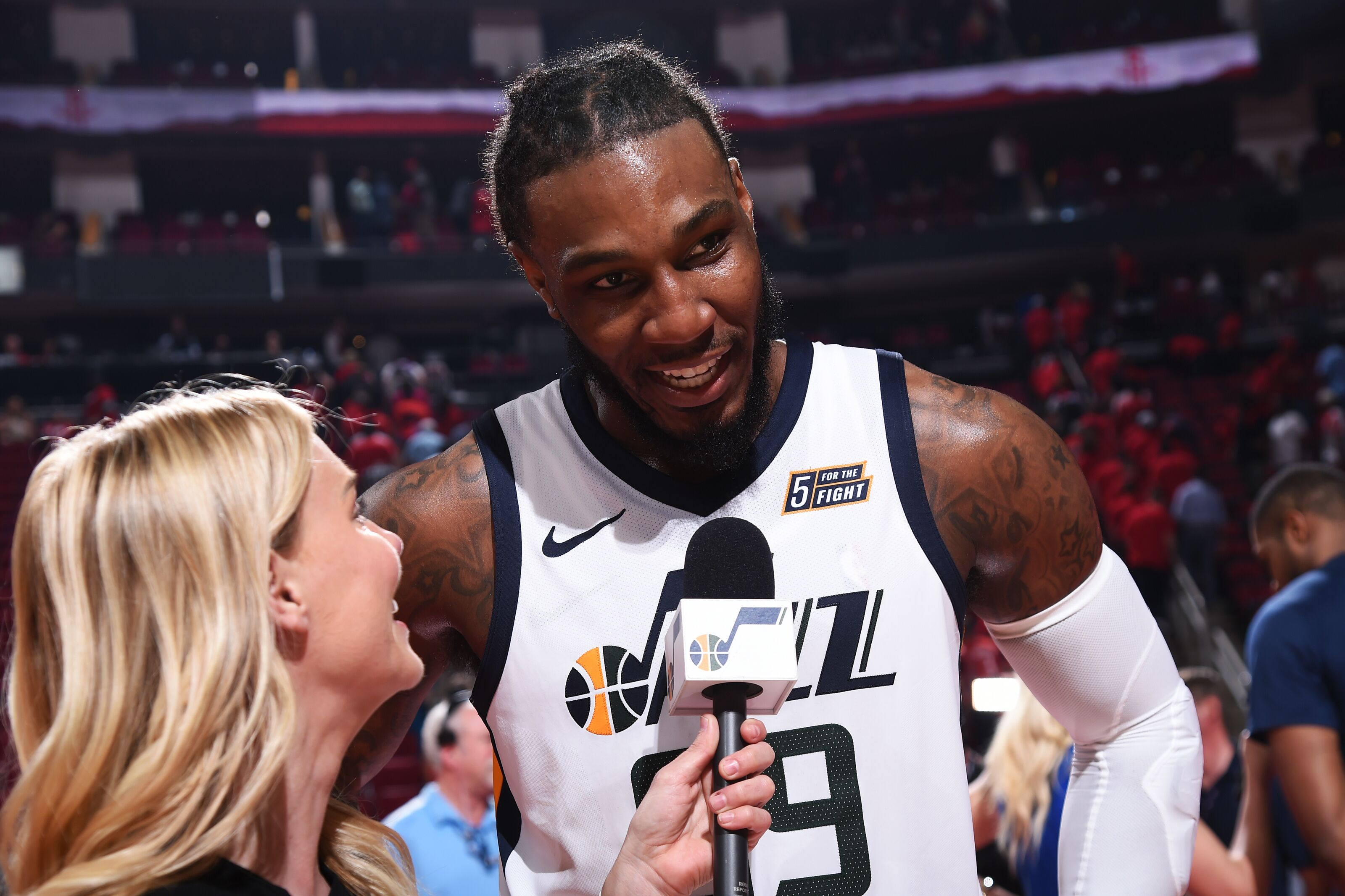 differently 3d16b 6ca42 Utah Jazz '17-18 review: Jae Crowder comes home