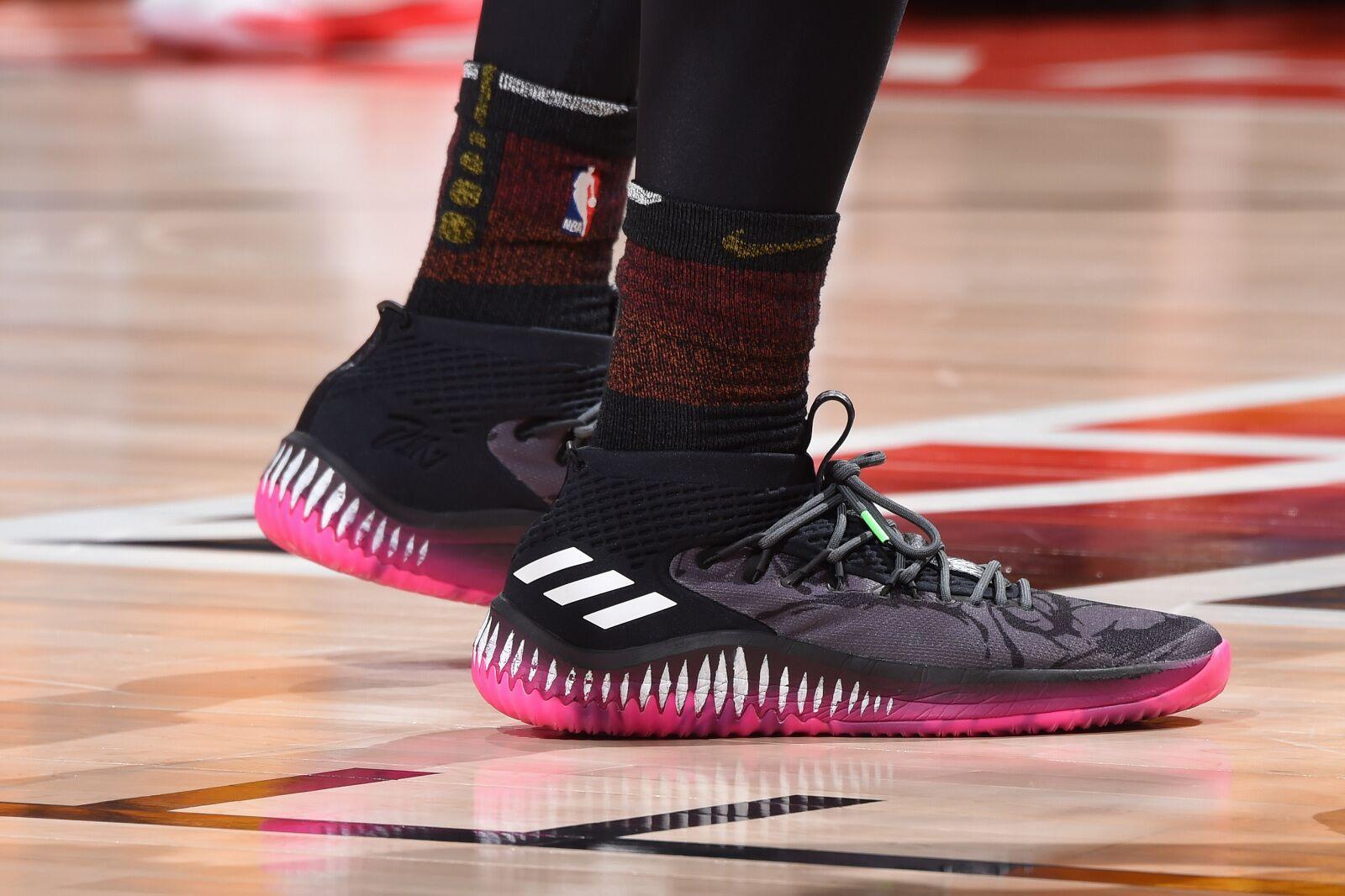 c22ca616d70 Utah Jazz  Donovan Mitchell sneakers revealed for sophomore season