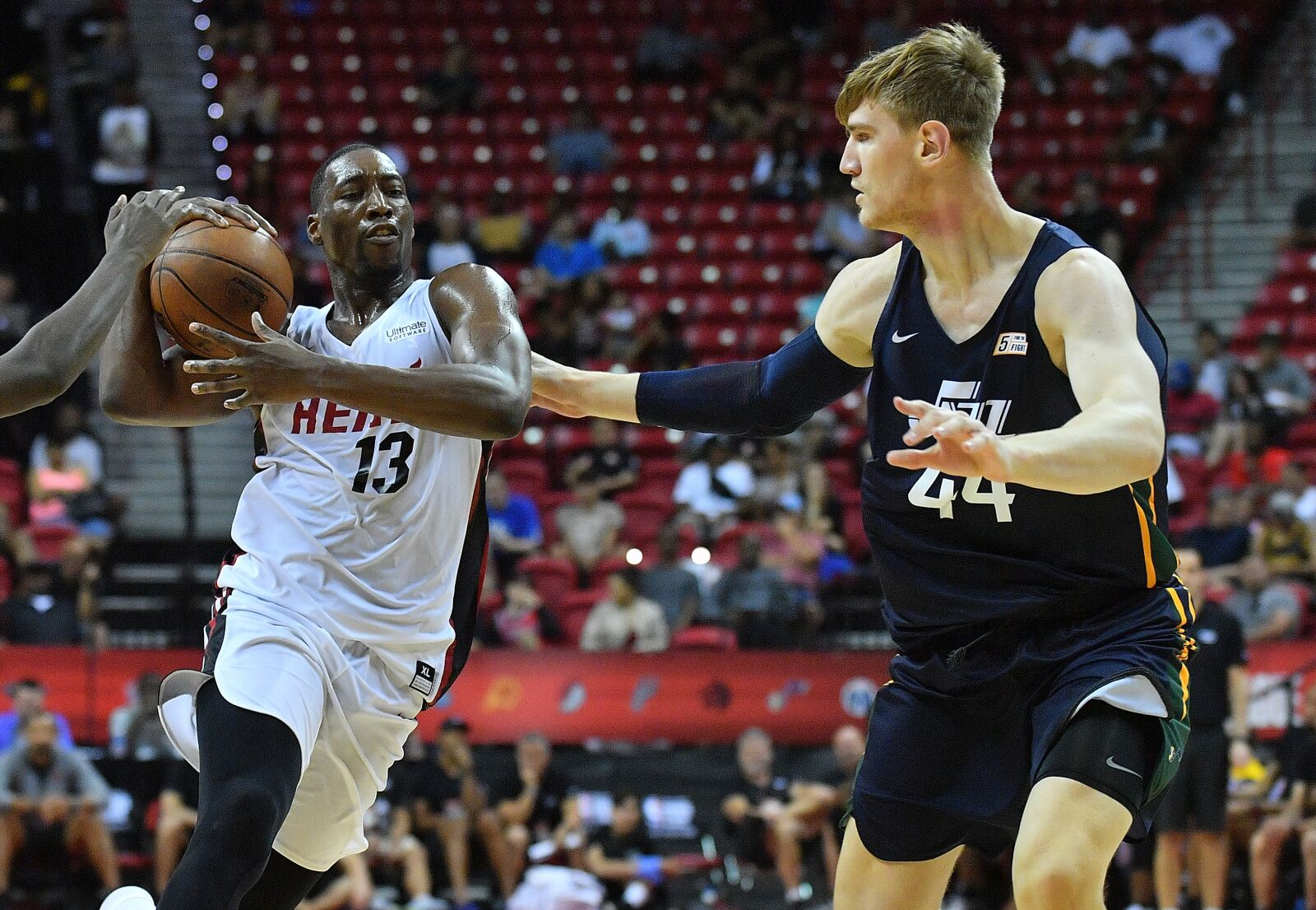1e2c9f518 Utah Jazz rank 2018-19  Big man Isaac Haas is No. 18