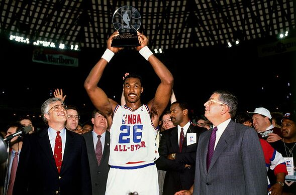 sale retailer 4842e 97bba Utah Jazz: Ranking the team's five best All-Star moments