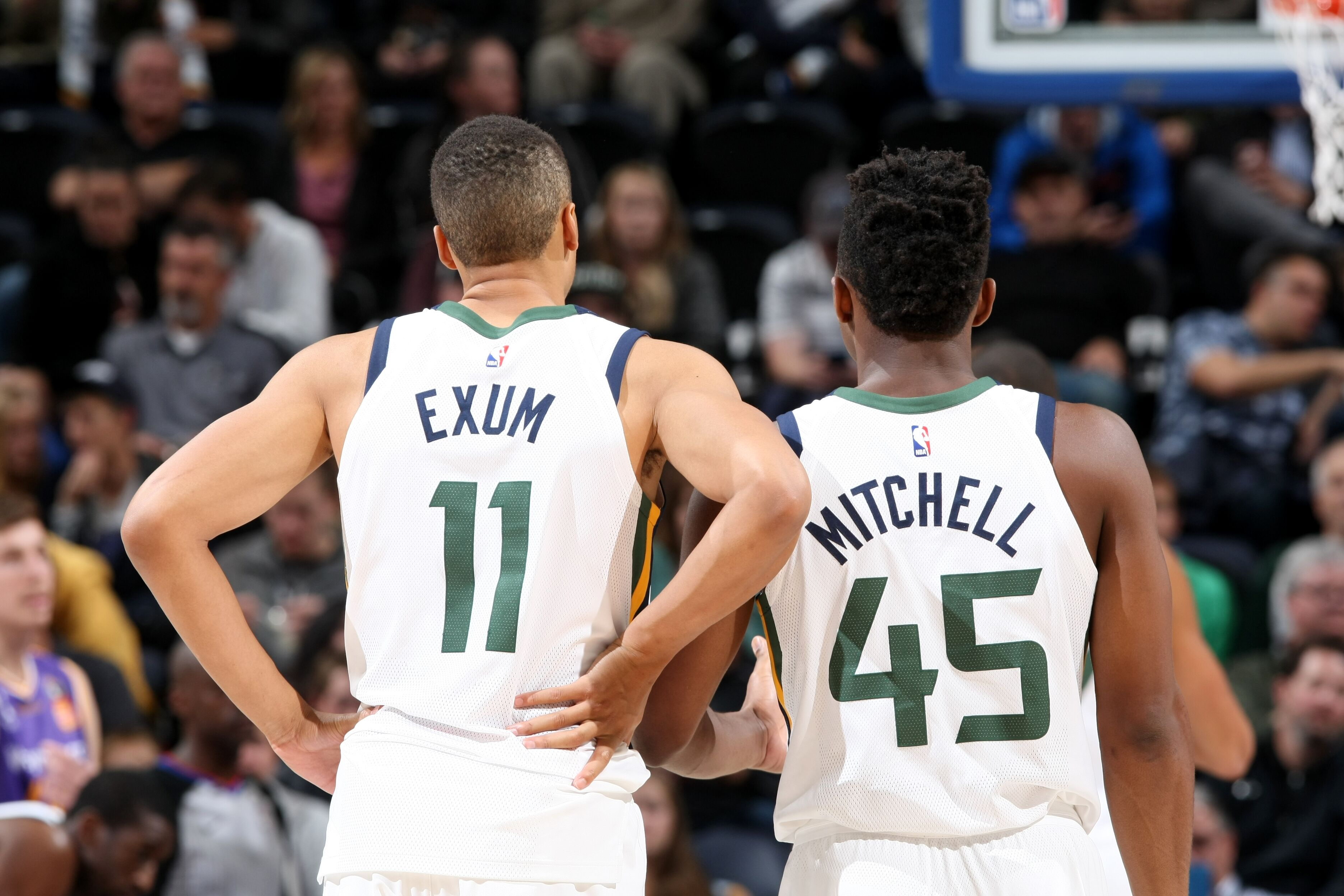 5a90e409e Utah Jazz  Four Jazzmen who could contend for MIP Award in  18-19 - Page 5