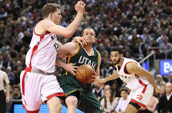 351a44f7e Utah Jazz vs. Toronto Raptors  Keys to remain undefeated at home