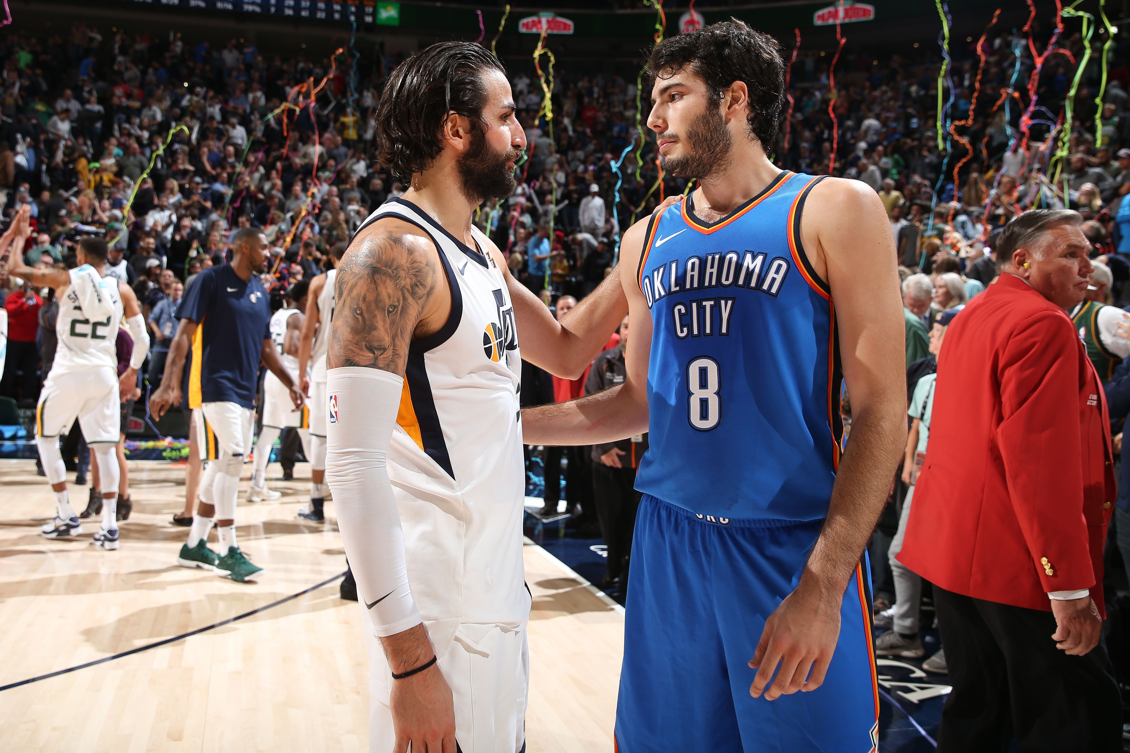 Utah Jazz at OKC Keys to close out the road trip with a