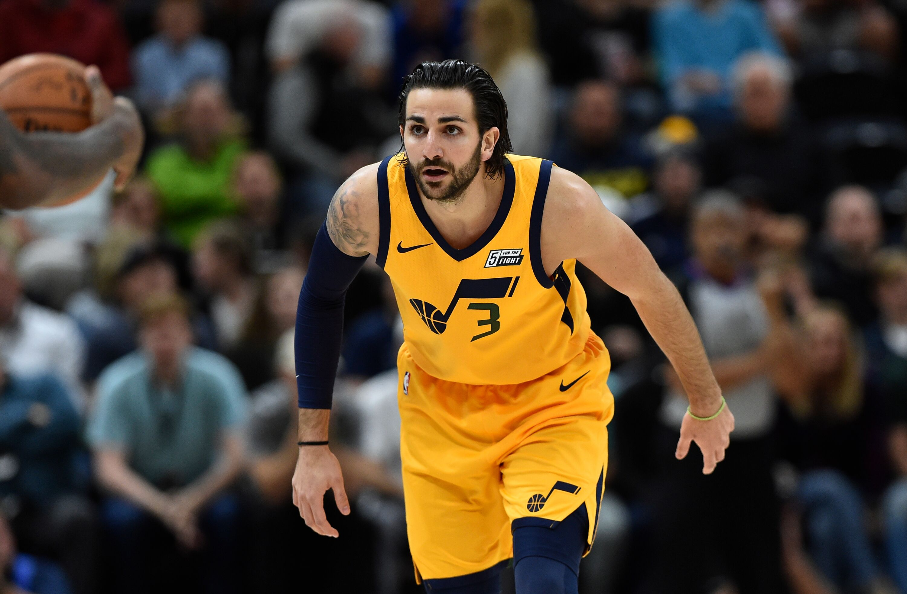 new style 13f34 d2879 Does Ricky Rubio have a future with the Utah Jazz?