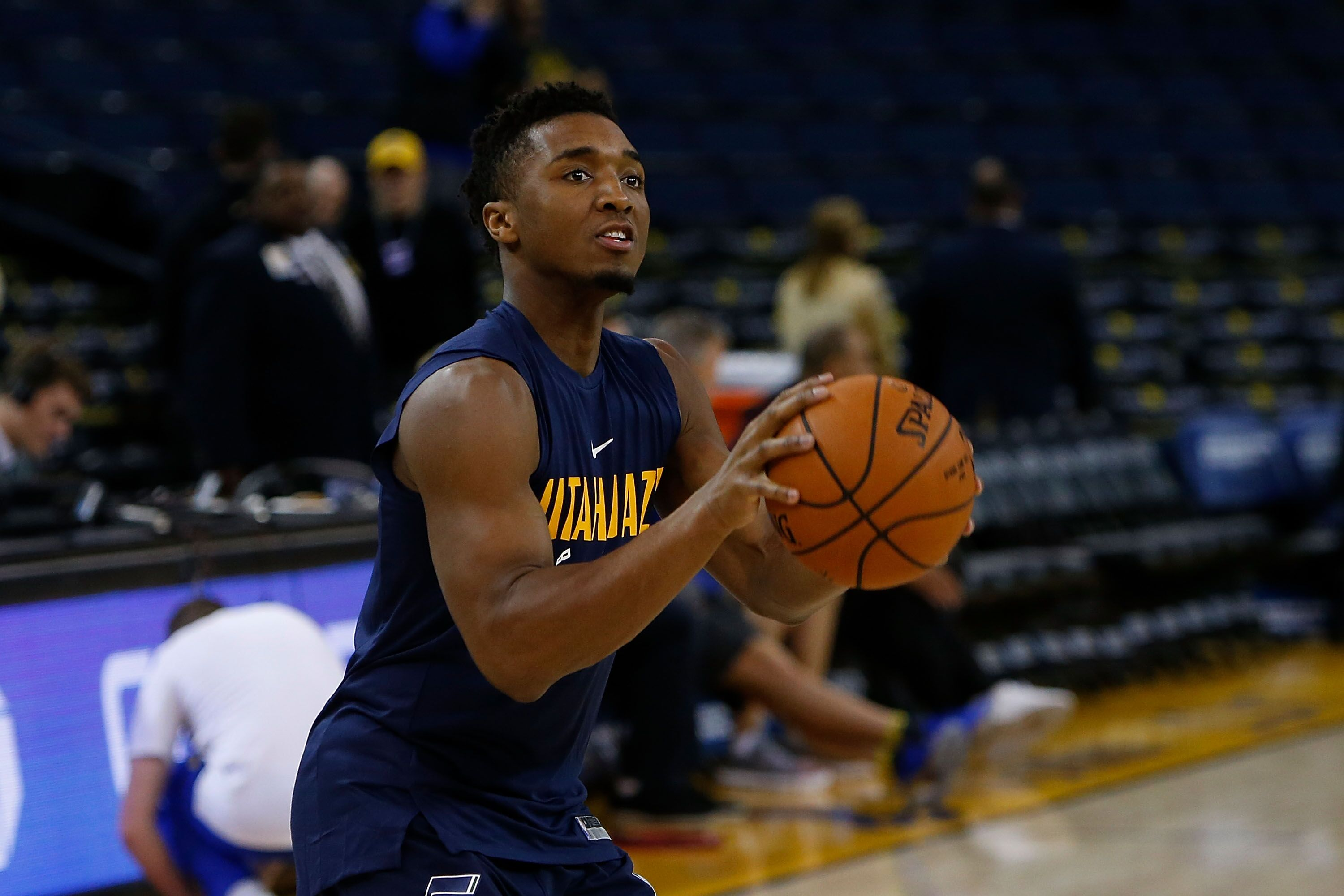 Donovan Mitchell Jazz >> Should Utah Jazz fans be worried about Donovan Mitchell's recent play?